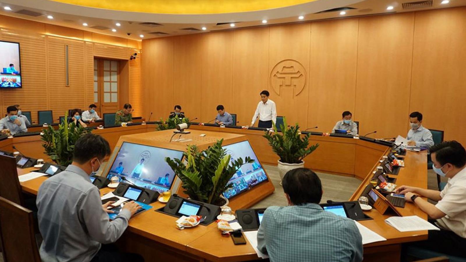 Chủ tịch Thành phố Hà Nội: Chắc chắn chưa thể gỡ hết lệnh cách ly xã hội