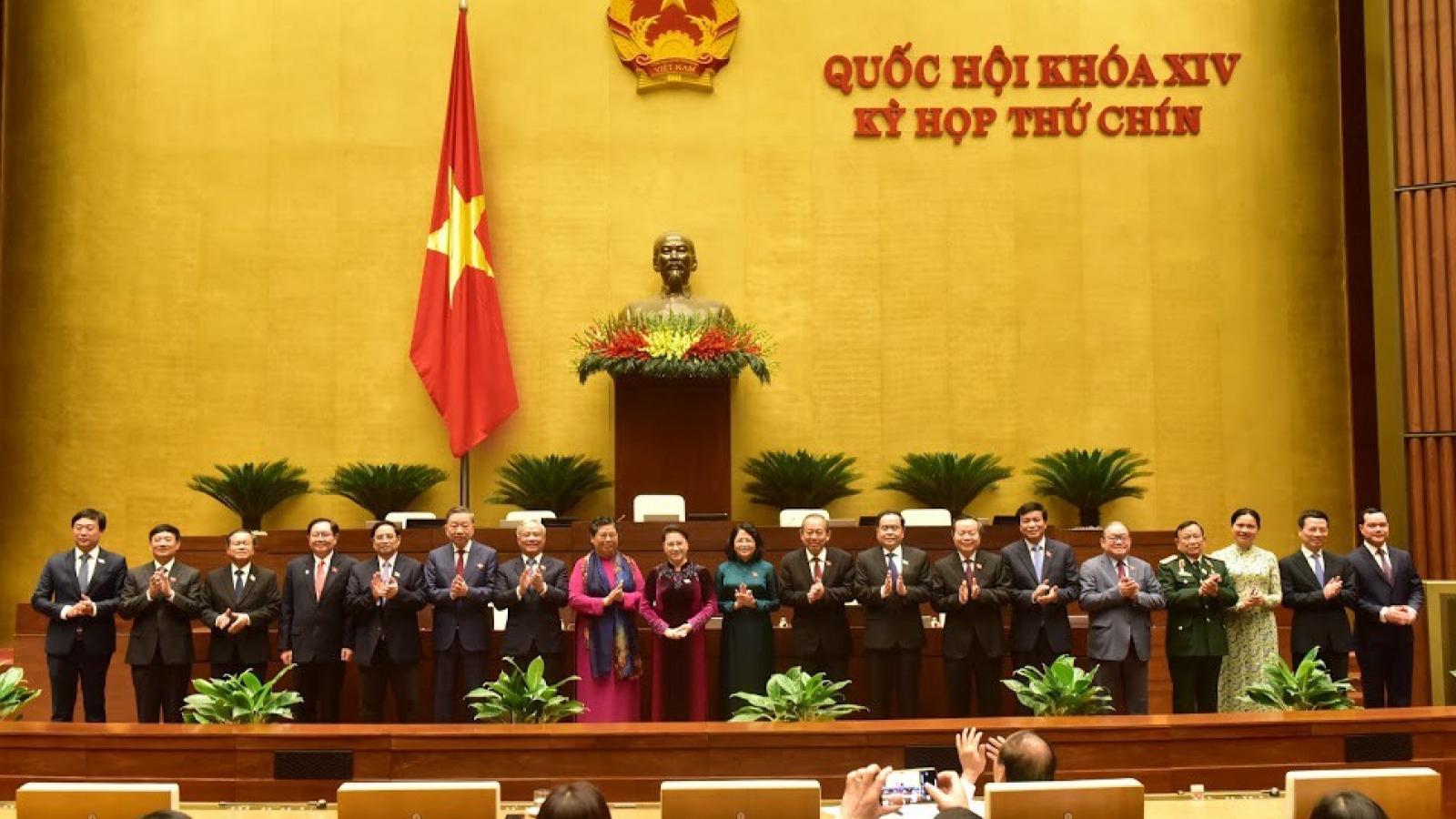 Công bố Nghị quyết thành lập Hội đồng Bầu cử Quốc gia