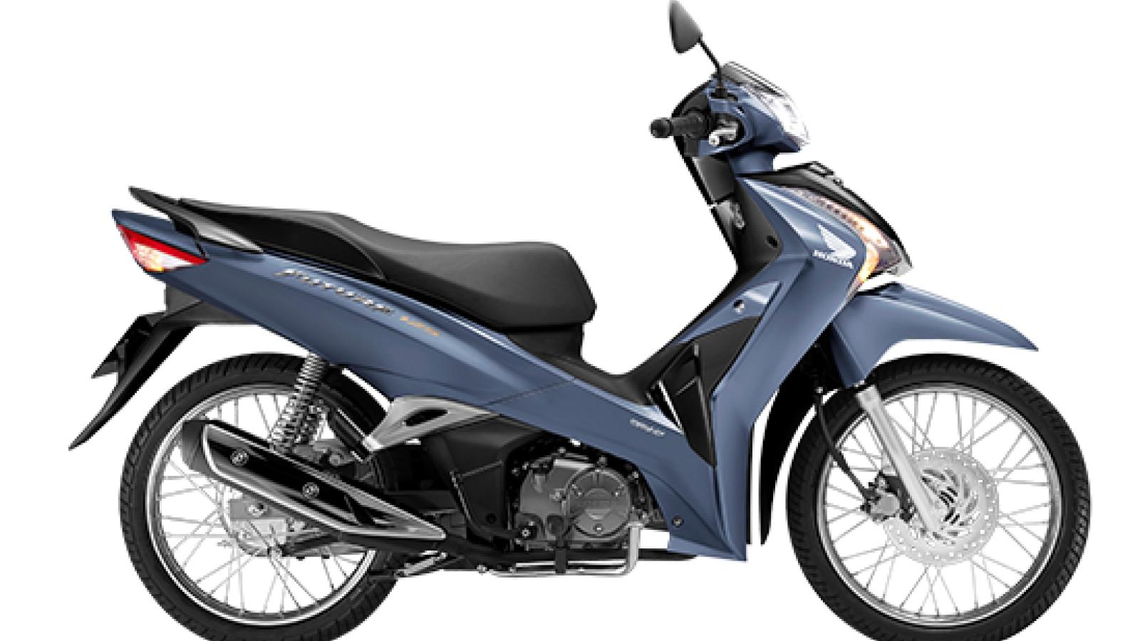 Ảnh chi tiết Honda Future 2020 giá từ 30,2 triệu đồng