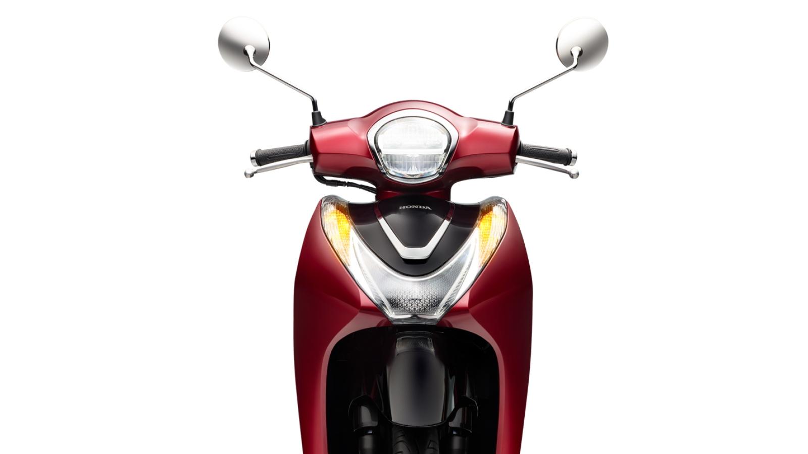 Honda SH Mode thế hệ mới chốt giá từ 53,9 triệu đồng