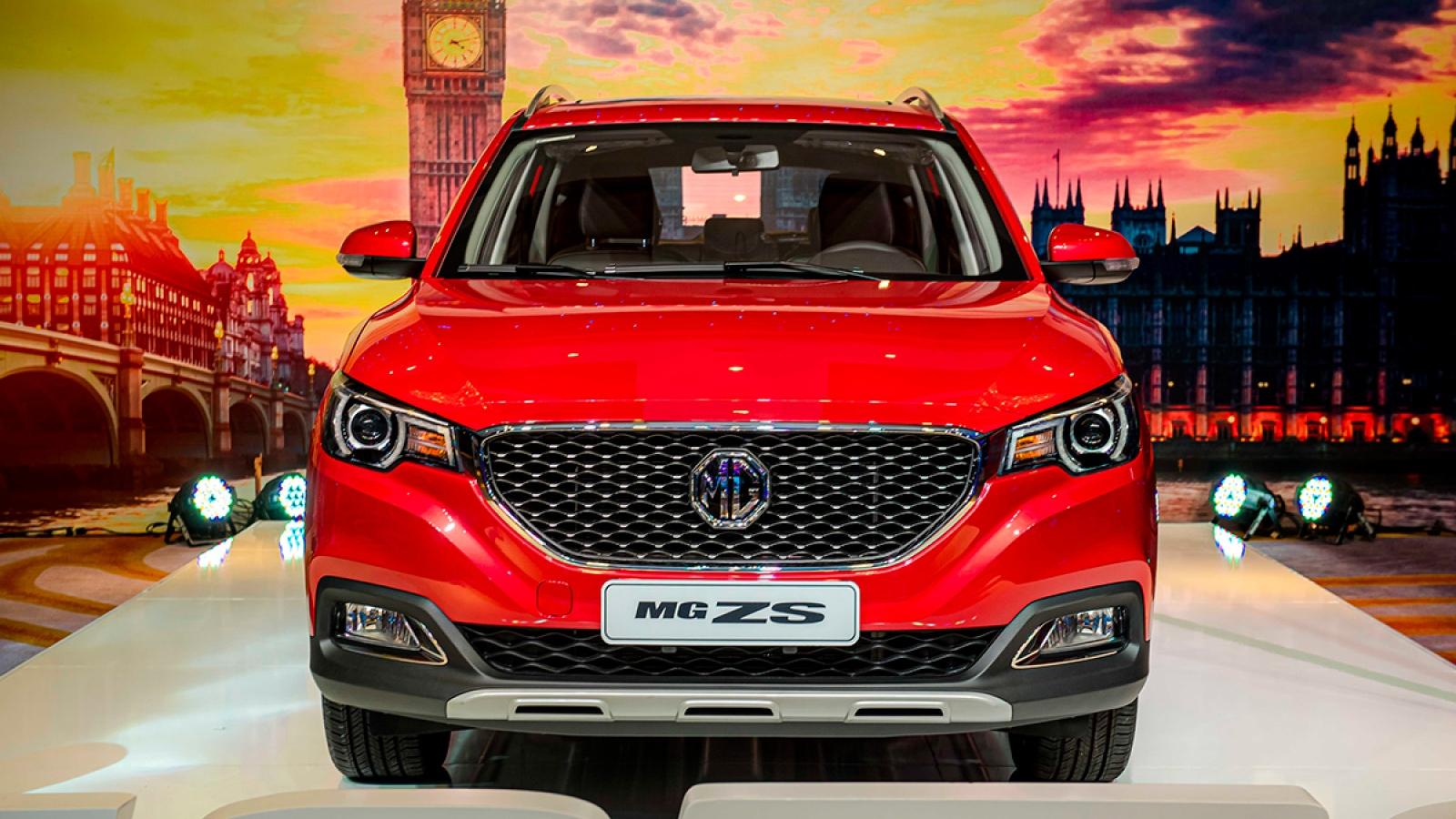 MG trở lại Việt Nam với hai mẫu SUV giá từ 518 triệu đồng