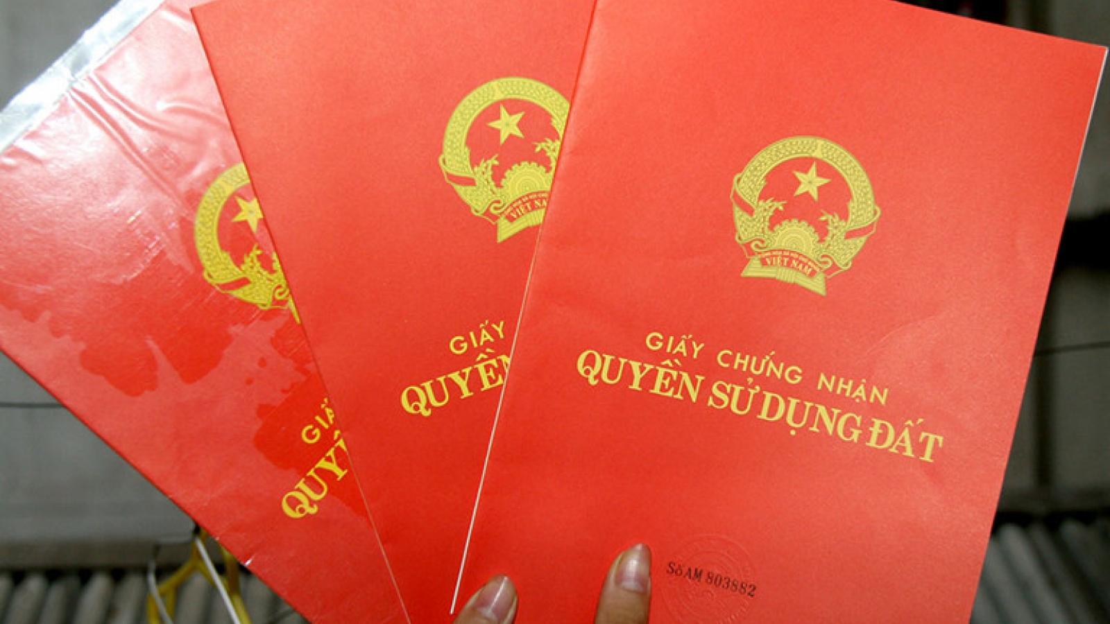 Bình Thuận thành lập Đoàn giám sát việc cấp giấy chứng nhận quyền sử dụng đất