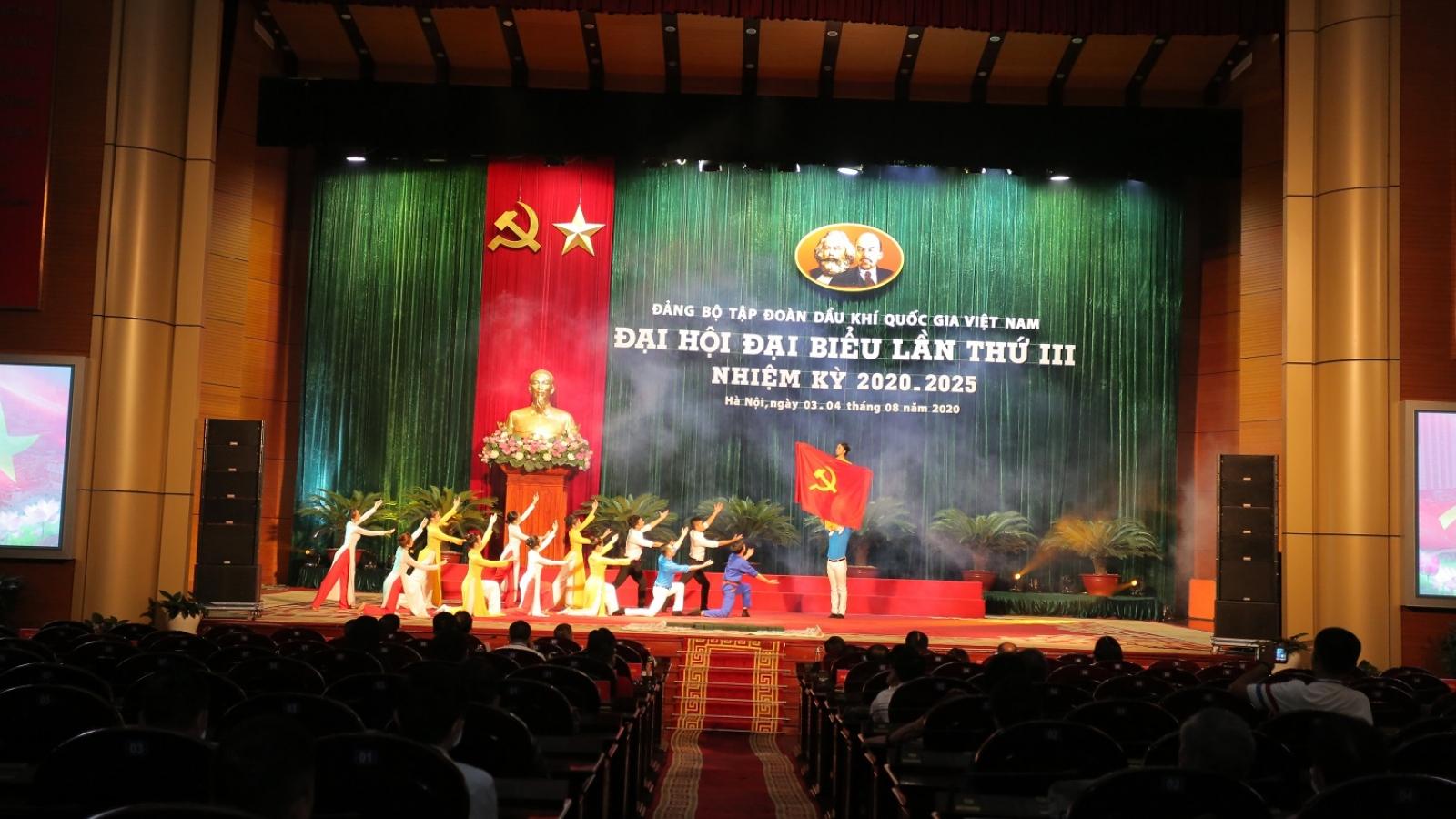 Đảng bộ Tập đoàn Dầu khí Quốc gia Việt Nam: Sẵn sàng cho ngày hội lớn