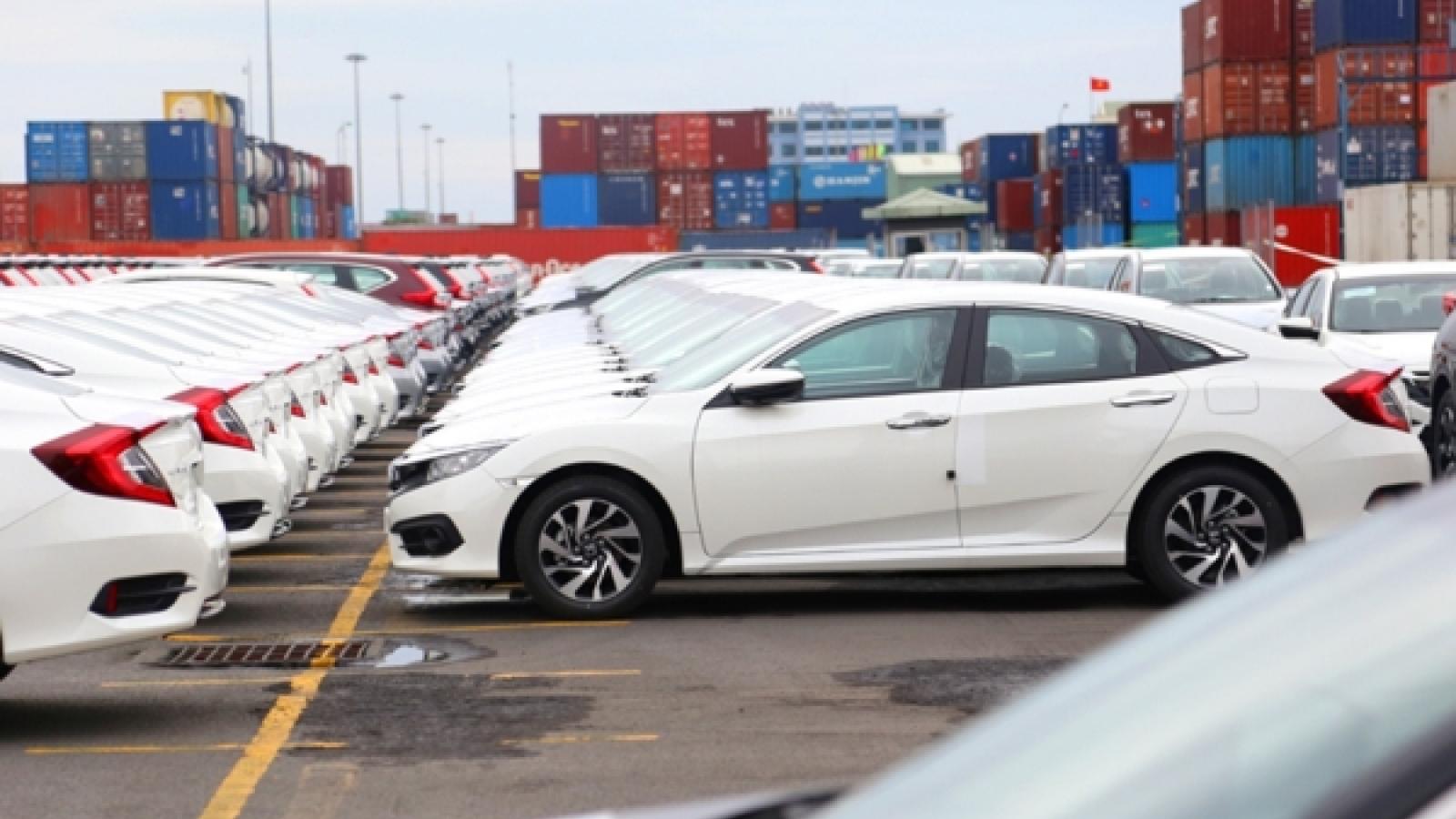 Giảm phí 50% trước bạ: Xe lắp ráp trong nước lấn át xe nhập khẩu