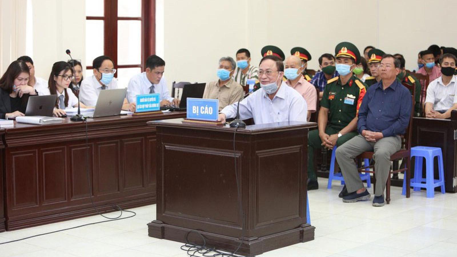 Nóng 24h: Tòa tuyên án cựu Thứ trưởng Bộ Quốc phòng Nguyễn Văn Hiến