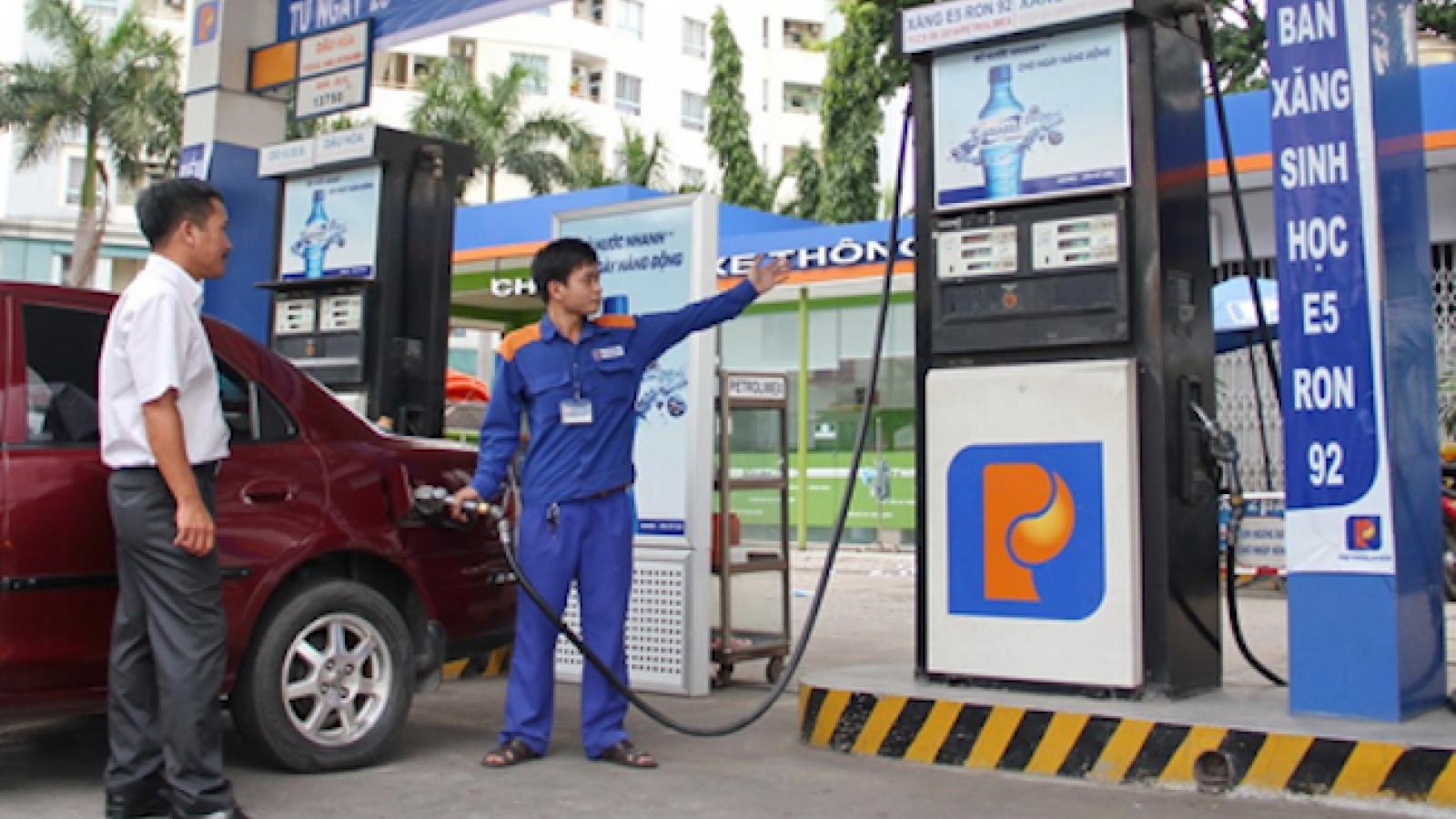 Giá giảm kỷ lục, quỹ bình ổn giá xăng dầu dư hơn 4.958 tỷ đồng