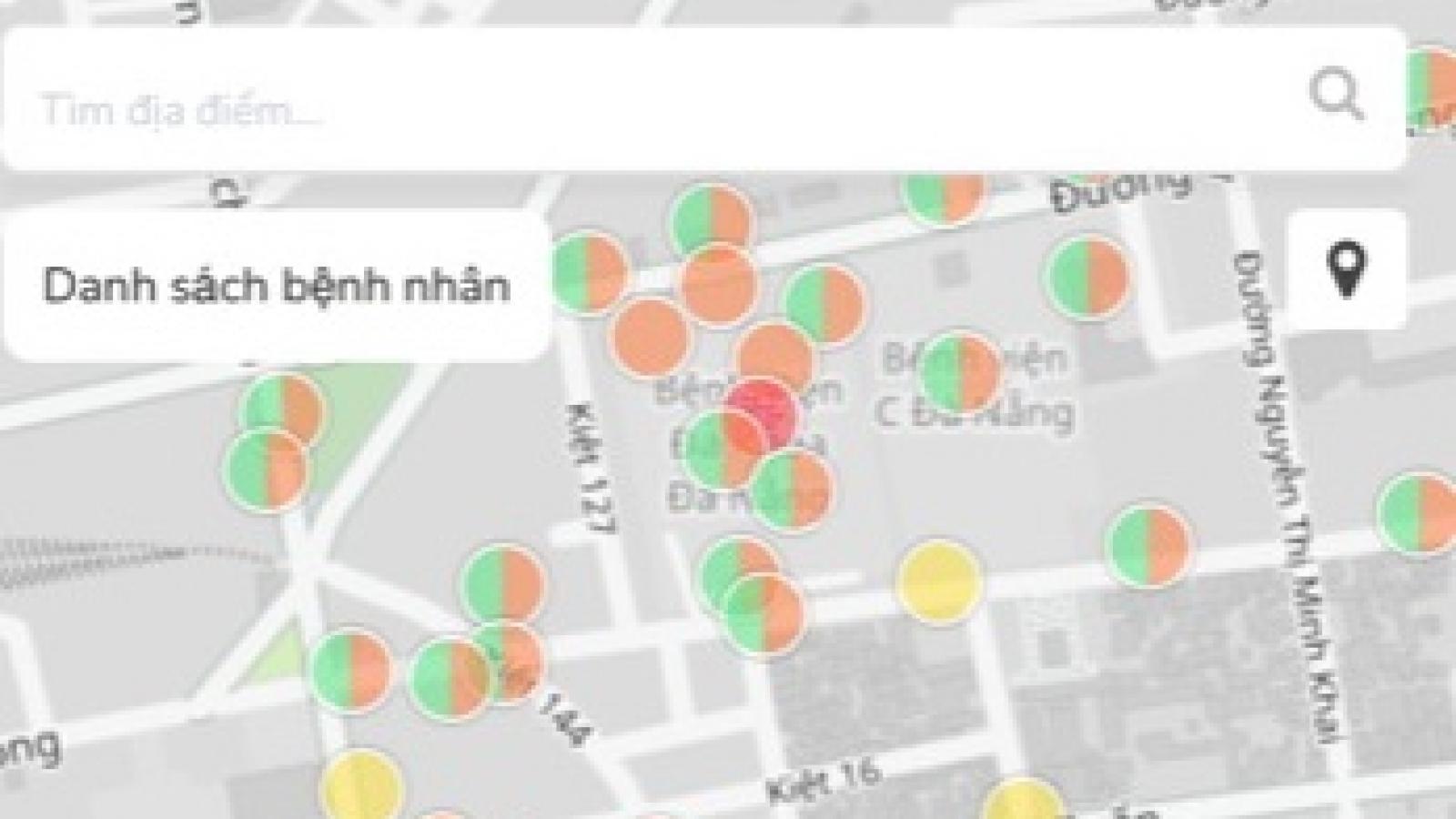 Đà Nẵng:Hơn 350.000 người truy cập vào ứng dụng CNTT tìm thông tin về Covid-19