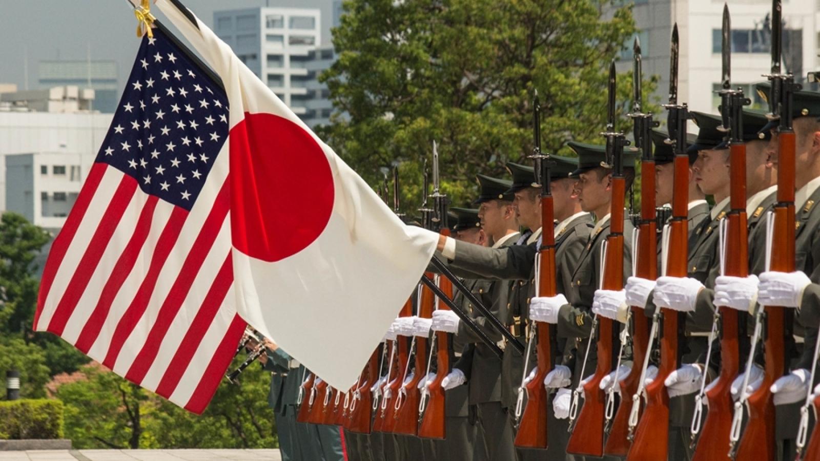 Covid-19 làm suy yếu quân đội Mỹ và Nhật Bản trước Trung Quốc?