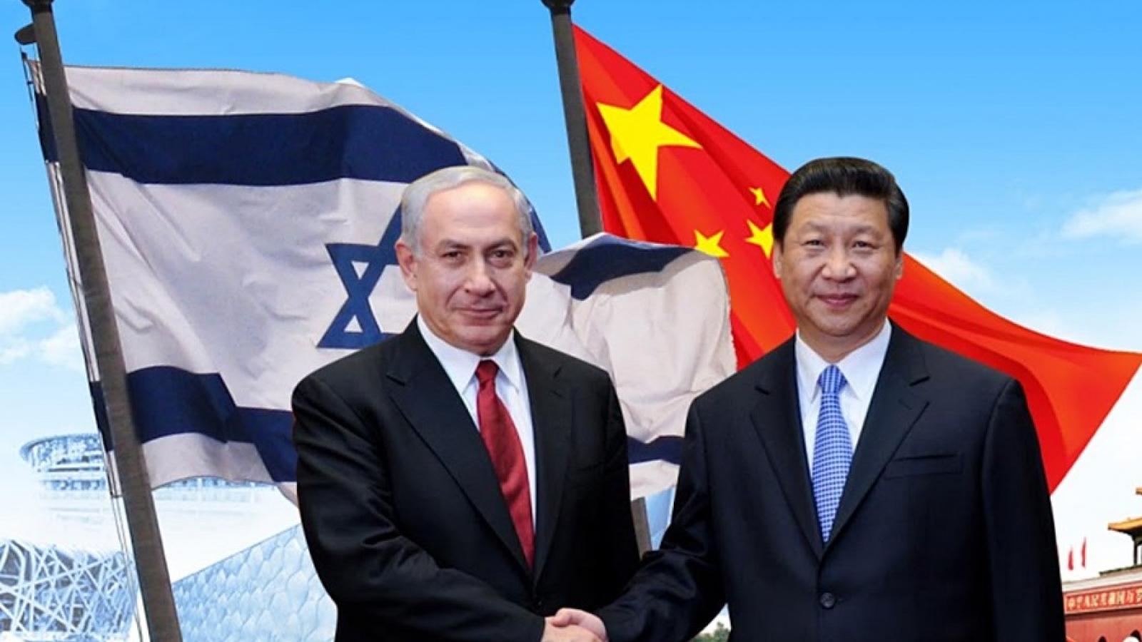Trung Quốc tận dụng Israel thế nào trong Chiến tranh Lạnh Mỹ-Trung?