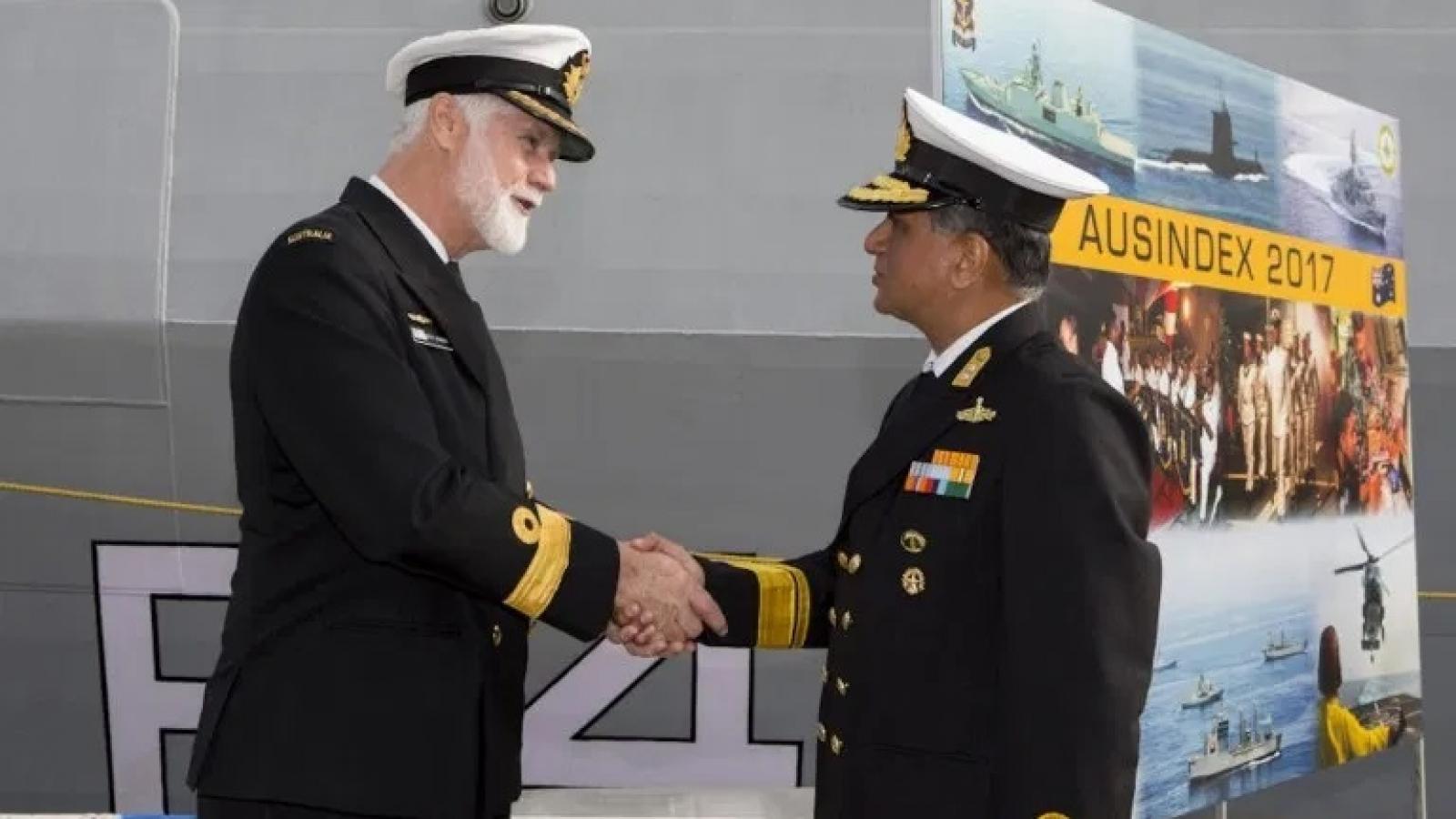 Ấn Độ và Australia phối hợp lực lượng để kiềm chế Trung Quốc trên biển?