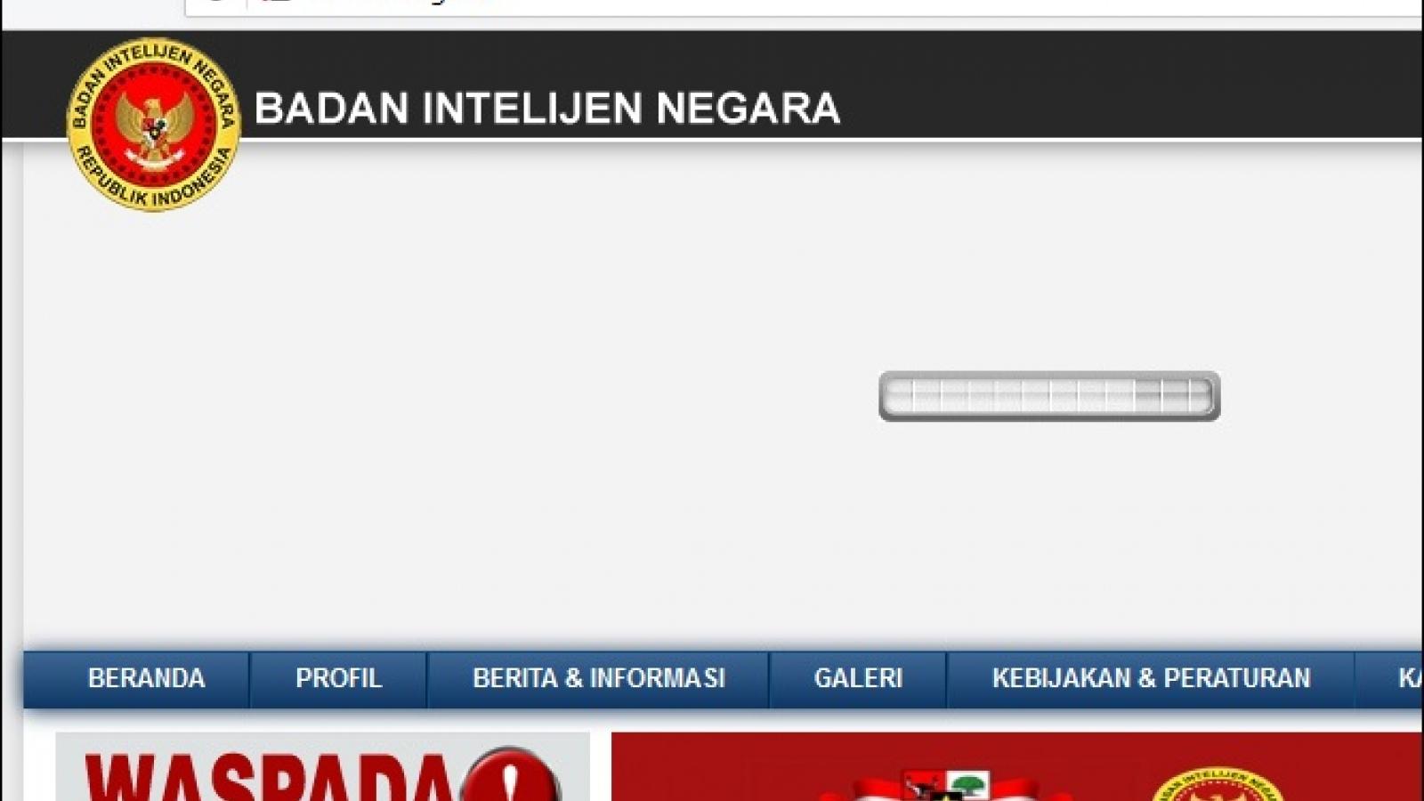 Tình báo Indonesia xuất đầu lộ diện trong cuộc chiến chống Covid-19