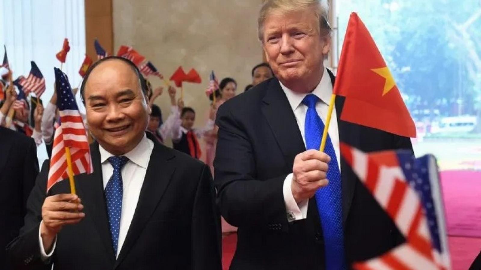 Báo Hong Kong: Quan hệ Việt Nam-Mỹ chưa bao giờ tốt hơn thế