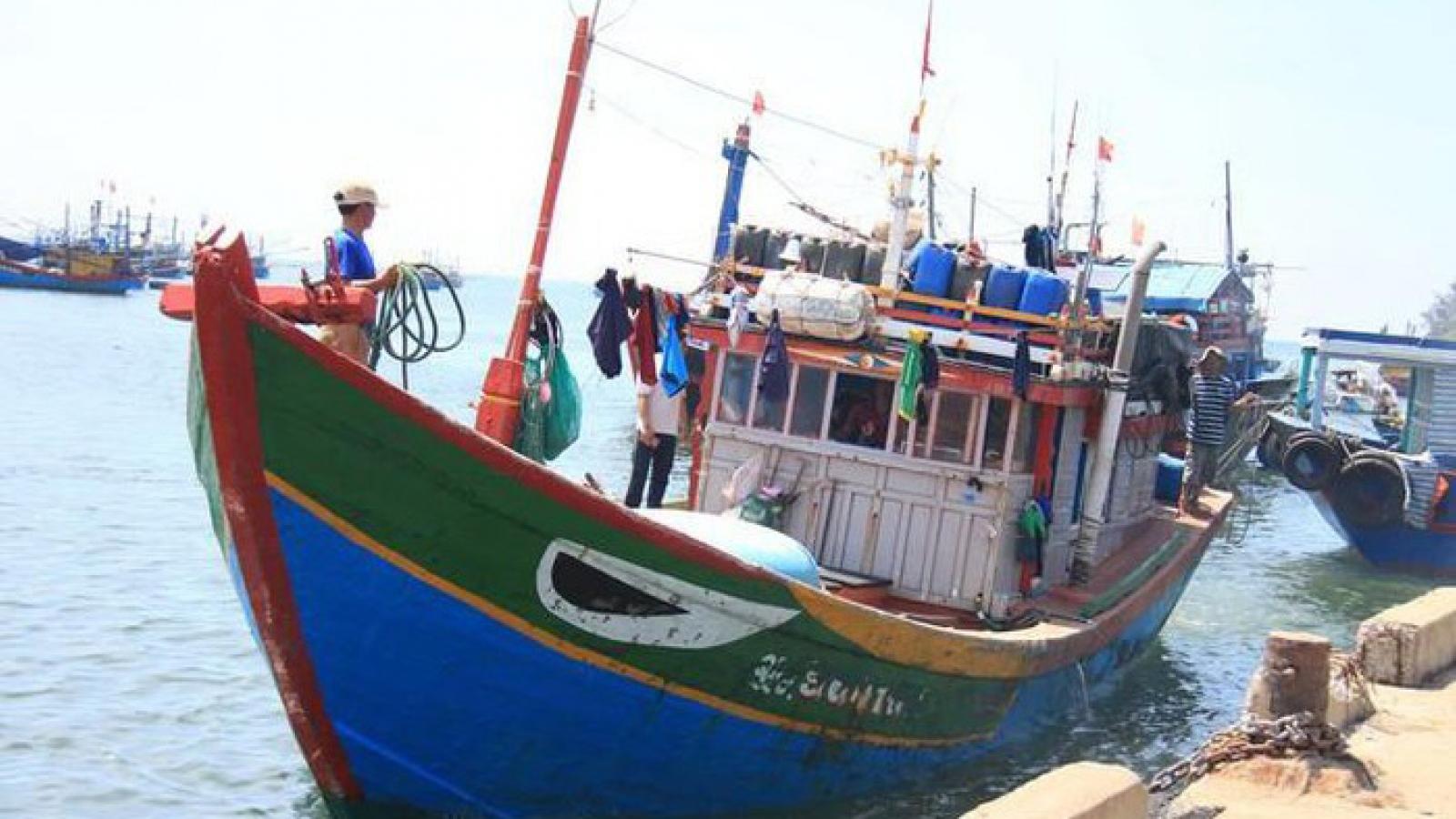 Hội Nghề cá Việt Nam phản đối hành động của Trung Quốc trên Biển Đông