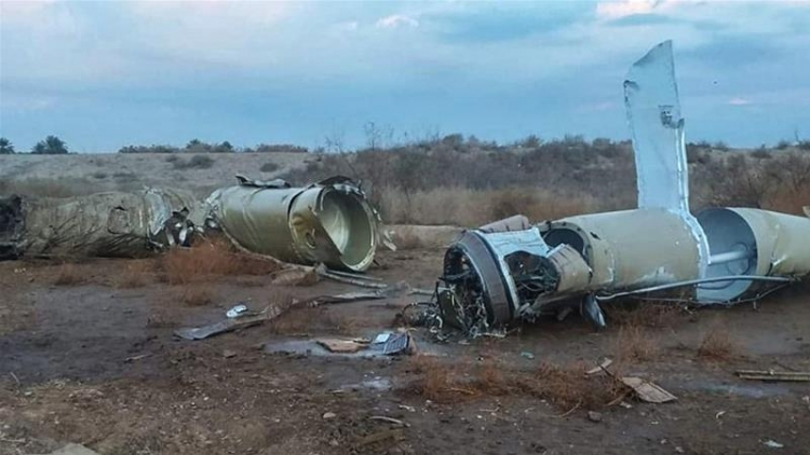 Căn cứ có quân đội Mỹ đồn trú tại Iraq liên tục bị nã rocket