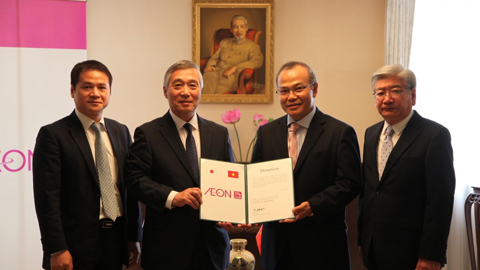 Hỗ trợ du học sinh Việt Nam ở Nhật Bản gặp khó khăn vì Covid-19