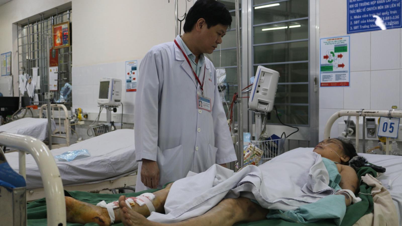 Vụ sập công trình làm 10 người chết ở Đồng Nai qua lời kể của nạn nhân
