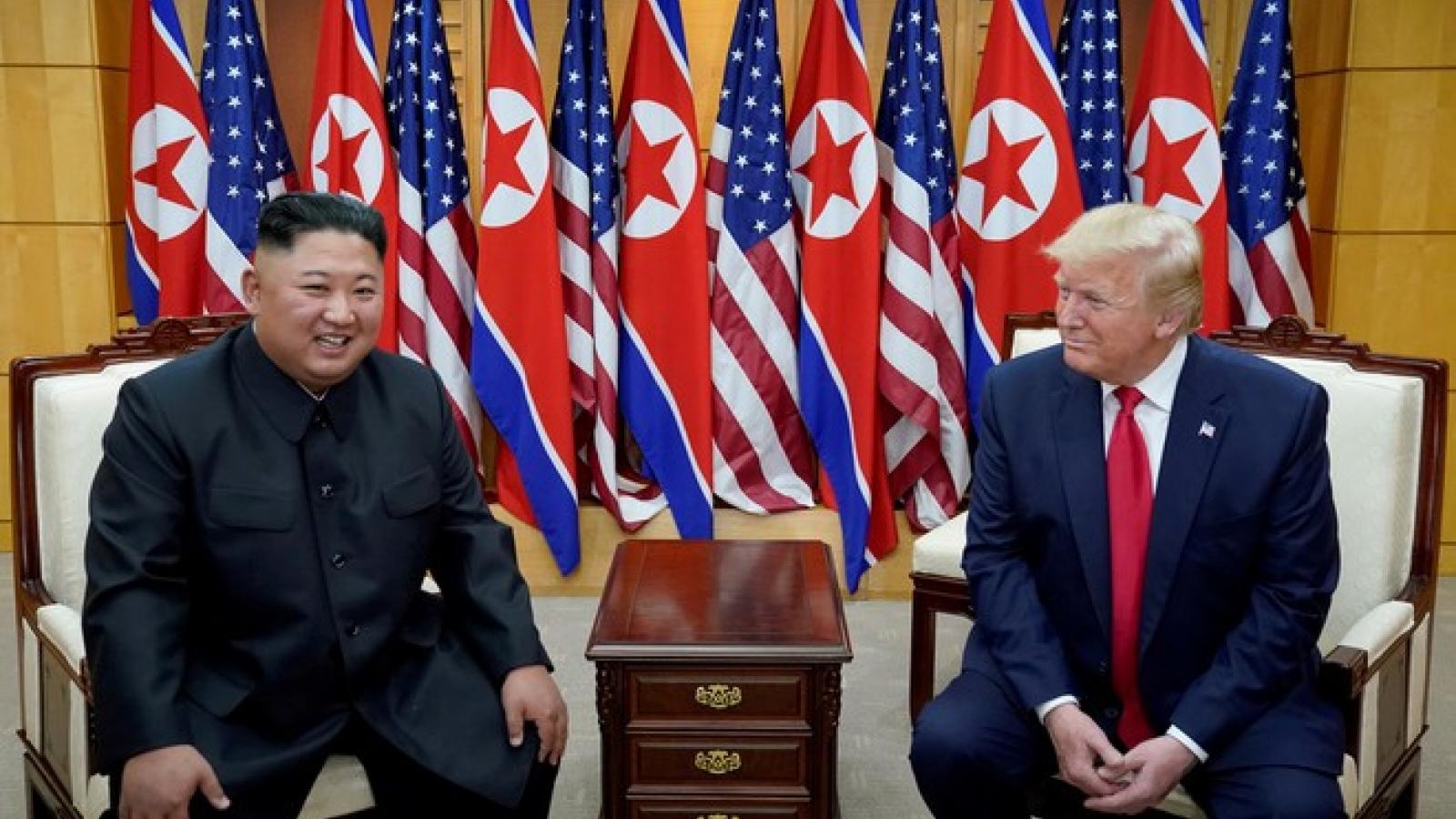 Triều Tiên tuyên bố củng cố quân đội để đối phó với mối đe dọa từ Mỹ