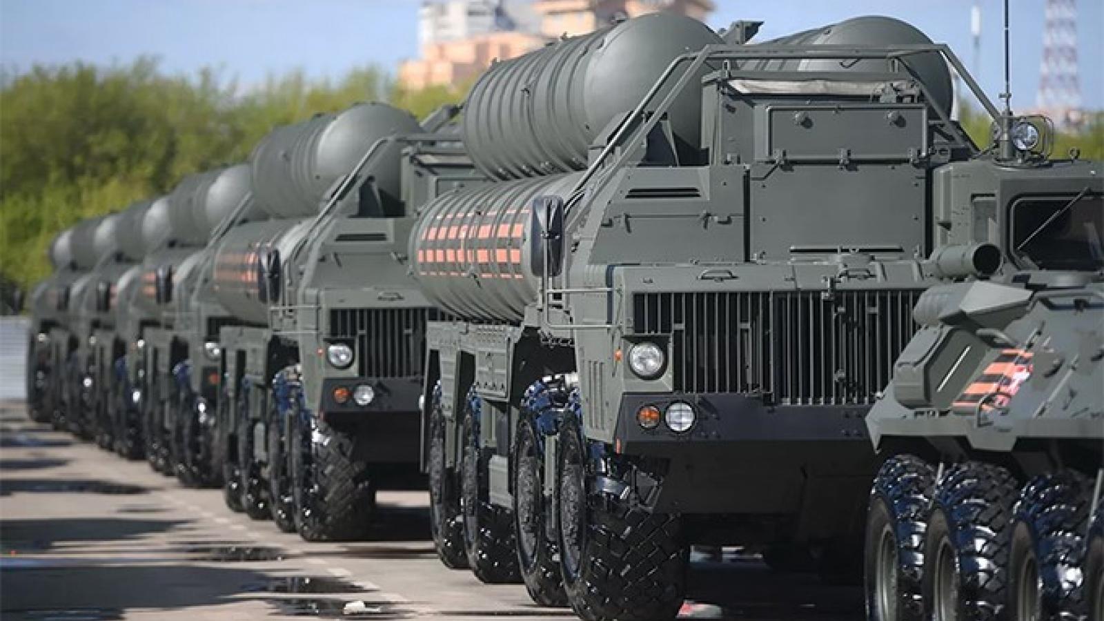 Thổ Nhĩ Kỳ:Không có căn cứ pháp lý để bán lại S-400 mua từ Nga cho Mỹ