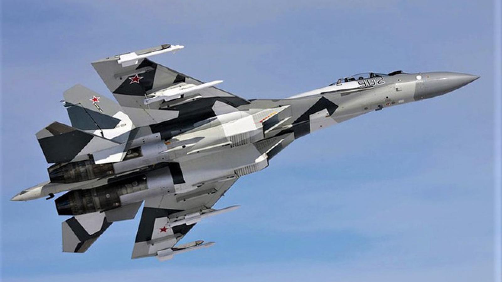 Nga chặn máy bay của Không quân Mỹ trên vùng biển Nhật Bản