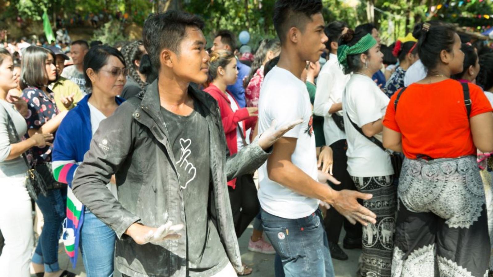 Campuchia cho người dân nghỉ bù 5 ngày Tết cổ truyền Chol Chhnam Thmay