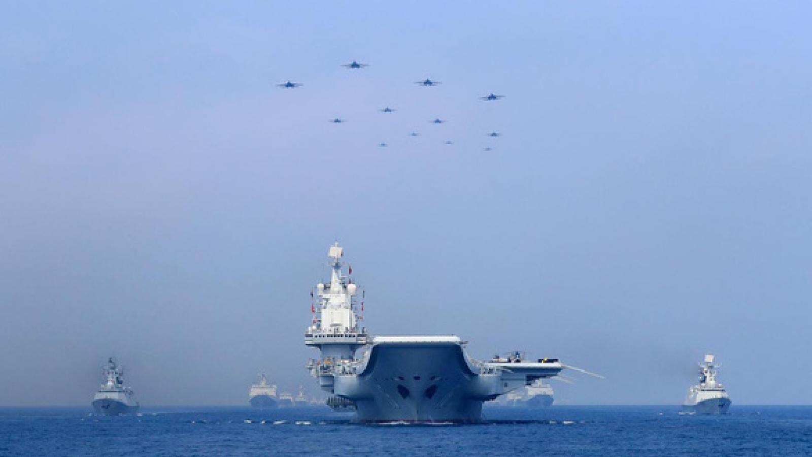 Malaysia gửi công hàm bác bỏ yêu sách của Trung Quốc ở Biển Đông