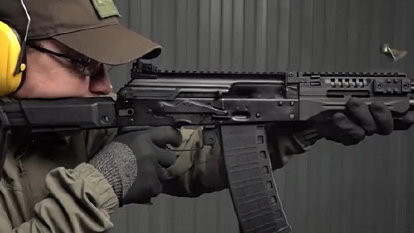 Súng trường AK-19 mới của Nga hứa hẹn chiếm lĩnh thị trường vũ khí
