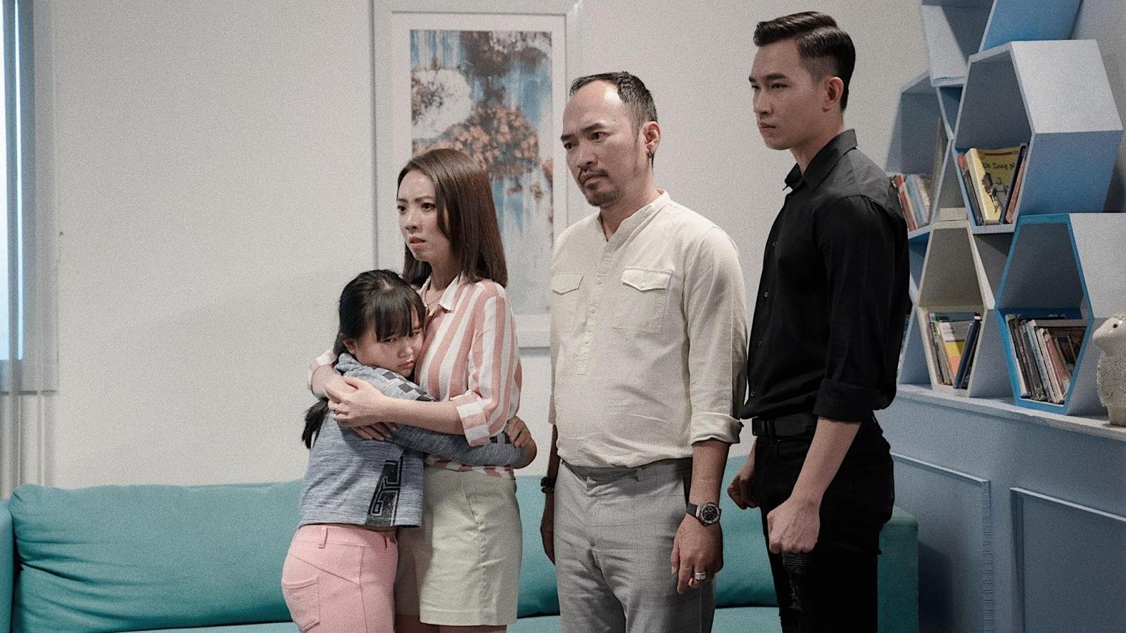 """Võ Cảnh đóng phim hài """"Bộ tứ oan gia"""" cùng Huỳnh Lập, Thu Trang"""