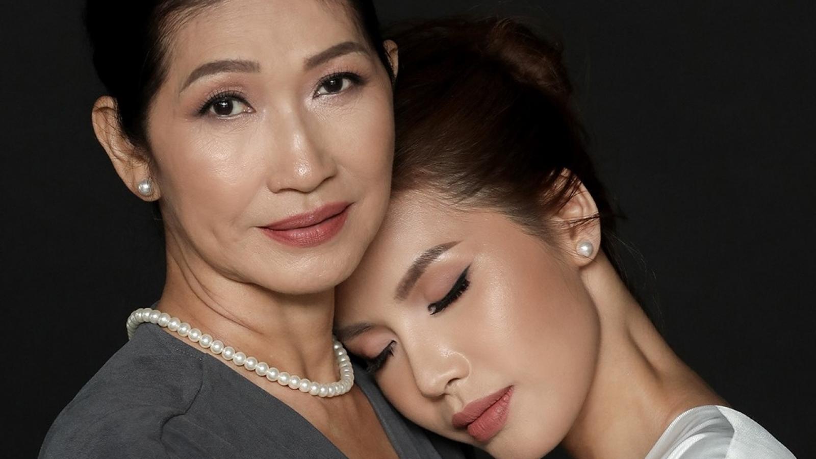 Minh Tú, Trà Ngọc Hằng trải lòng về mẹ nhân mùa Vu Lan