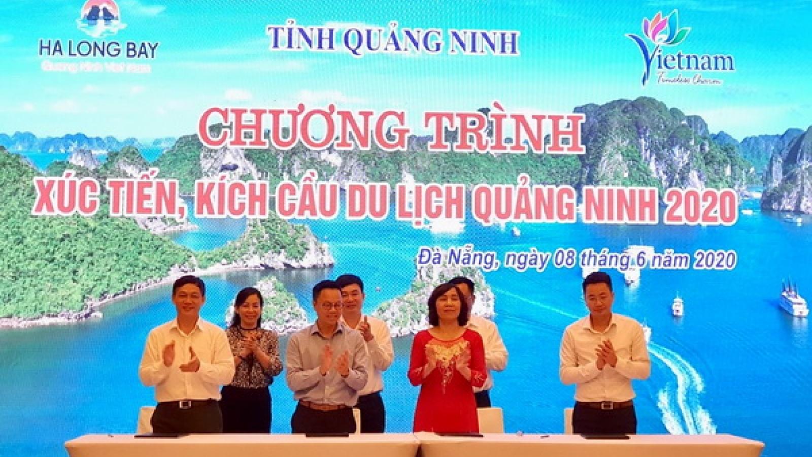 Quảng Ninh và Đà Nẵng ký kết, hợp tác phát triển du lịch