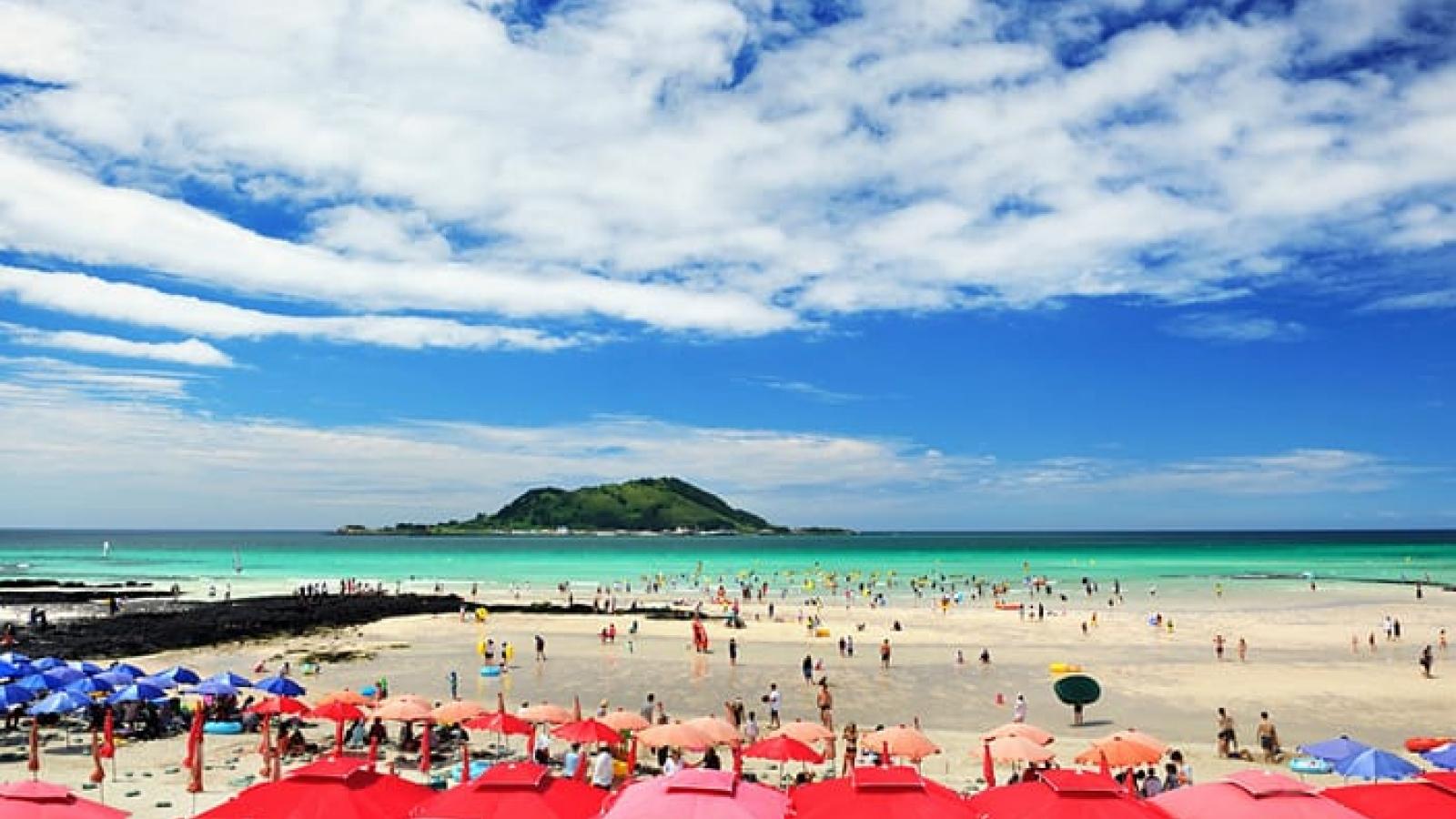 Top 10 bãi biển mùa hè đẹp mê hồn tại Hàn Quốc