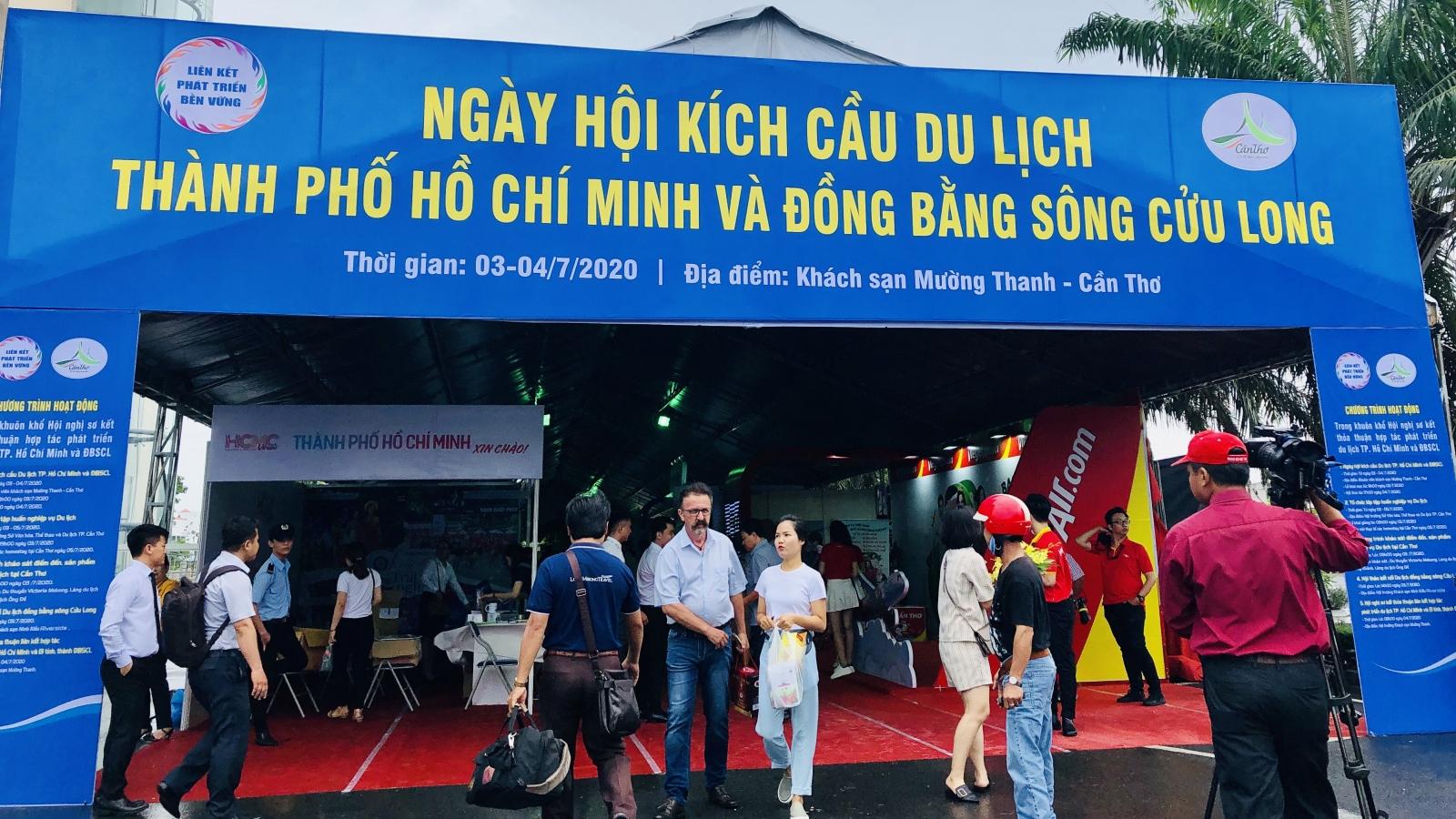 Khai mạc Ngày hội kích cầu du lịch thành phố Hồ Chí Minh và ĐBSCL