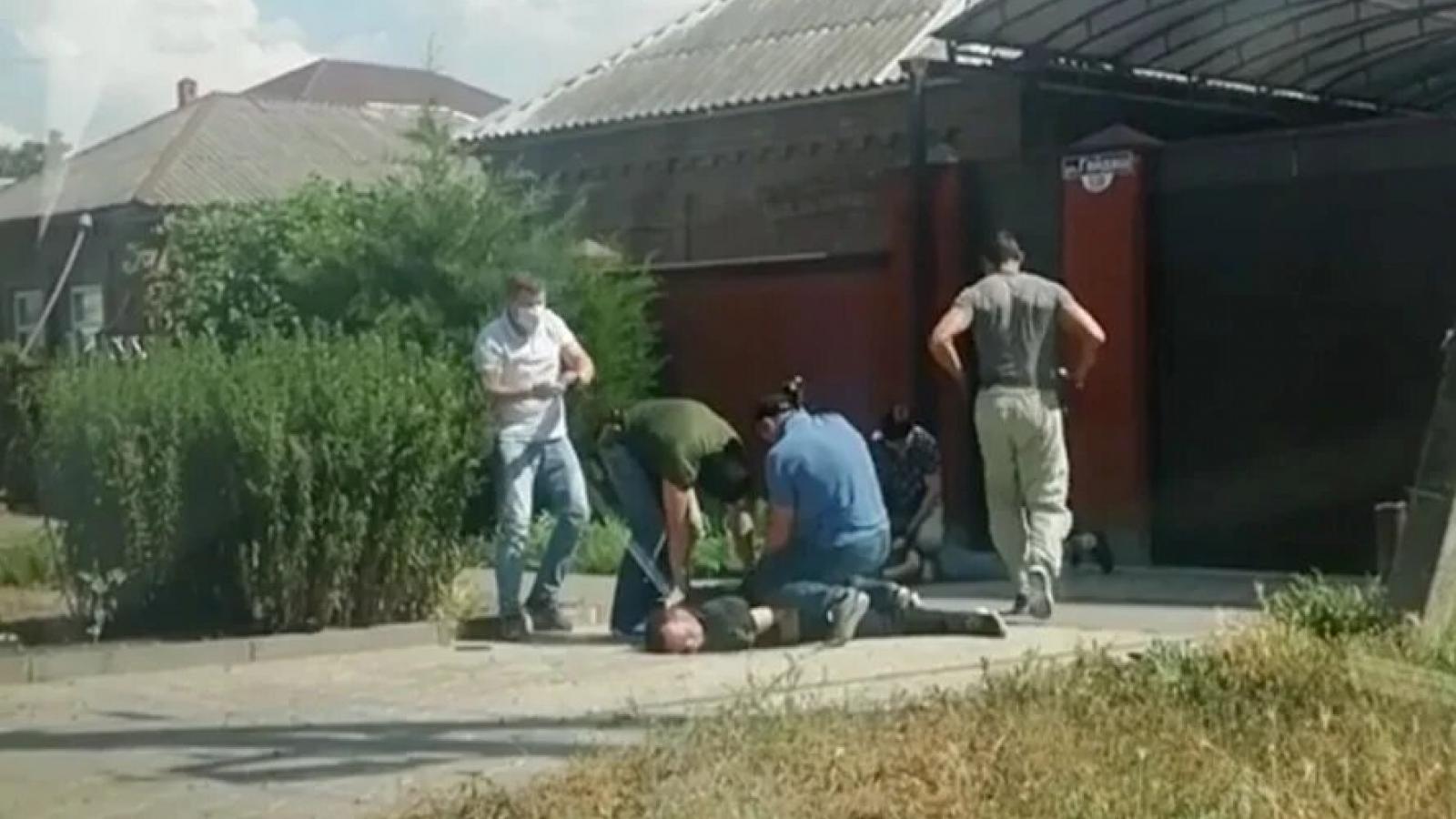 Cơ quan An ninh LB Nga bắt nhóm âm mưu khủng bố ở Rostov-na dony