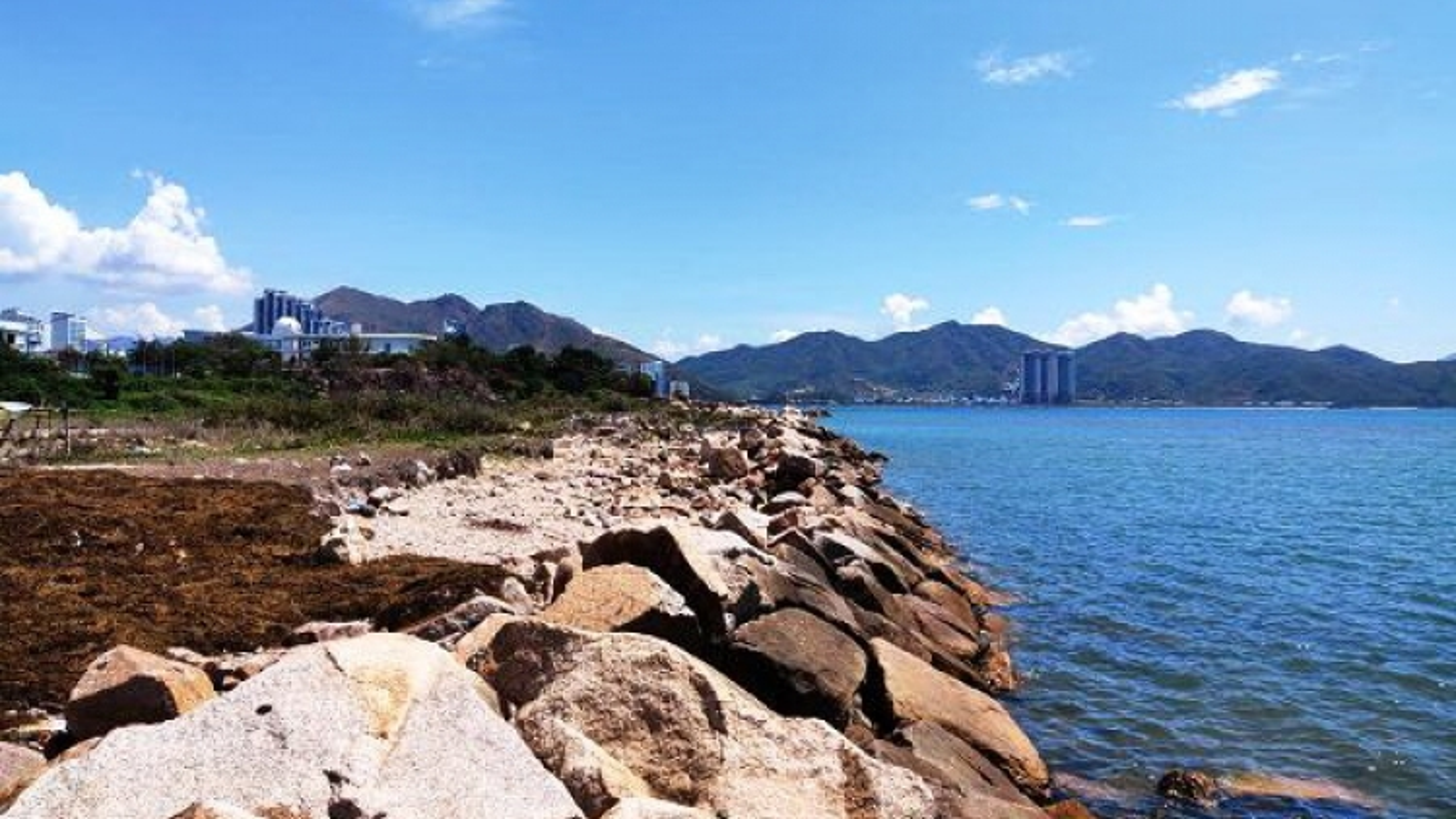 Khánh Hòa thu hồi dự án lấn biển làm công viên công cộng