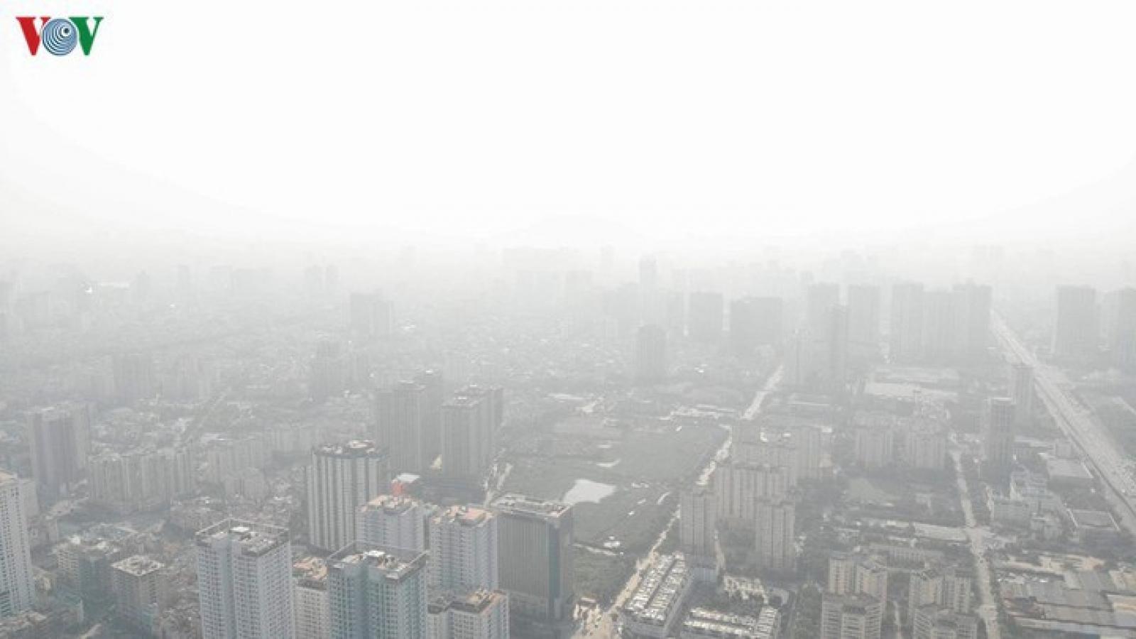 Cần ban bố tình trạng khẩn cấp nếu ô nhiễm không khí ở mức nghiêm trọng