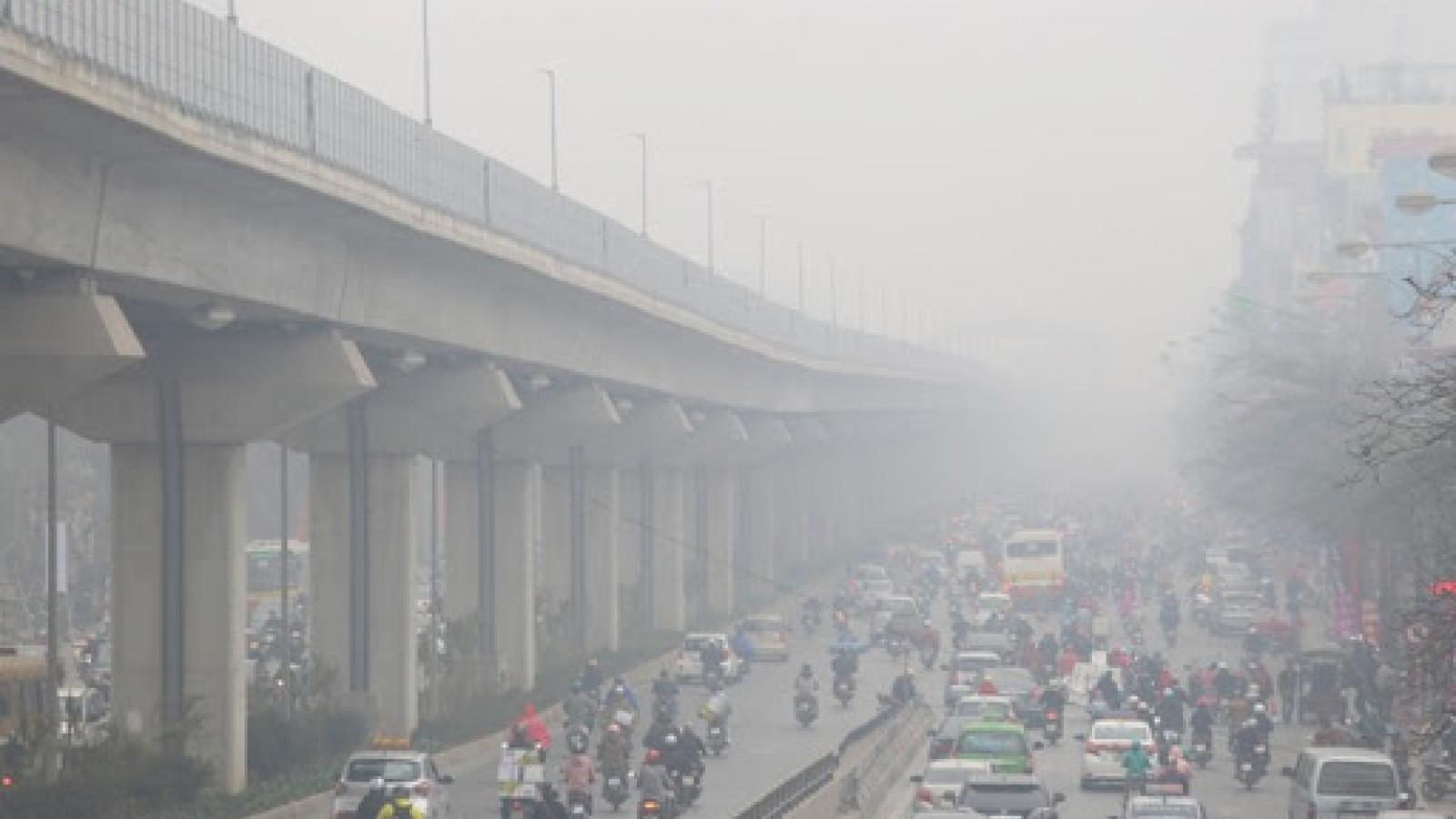 Kiểm soát khí thải phương tiện giao thông thuộc về Bộ TN&MT?