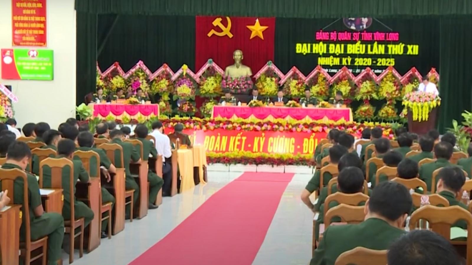 Chỉ định Bí thư Tỉnh ủy Vĩnh Long giữ chức Bí thư Đảng ủy Quân sự tỉnh
