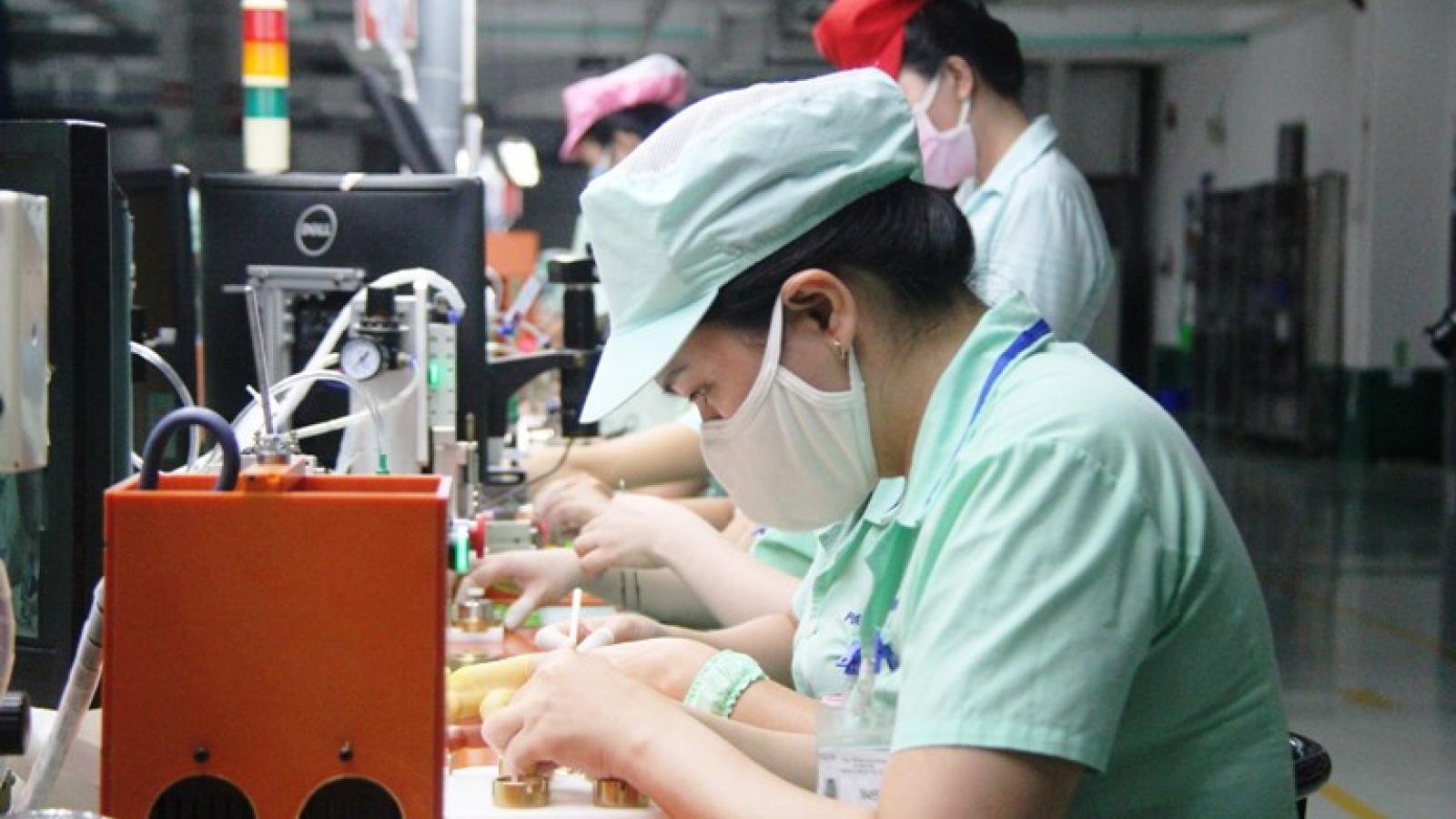 Đà Nẵng tăng cường phòng bệnh Covid-19 tại các Khu công nghiệp