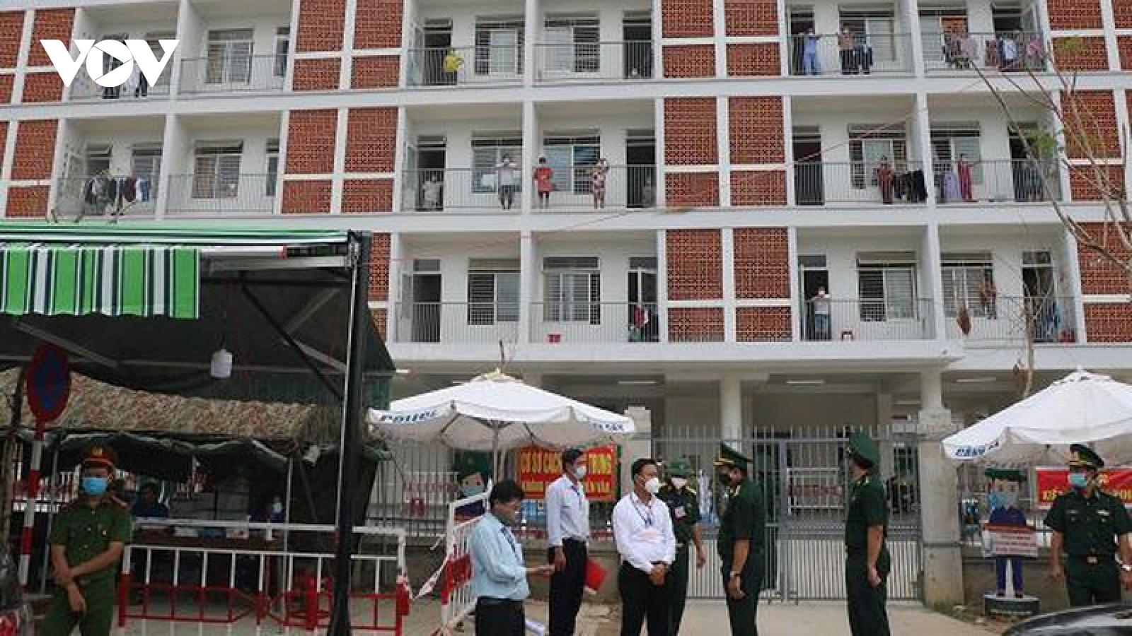Đà Nẵng đưa cách ly 36 cán bộ, công chức của một phường
