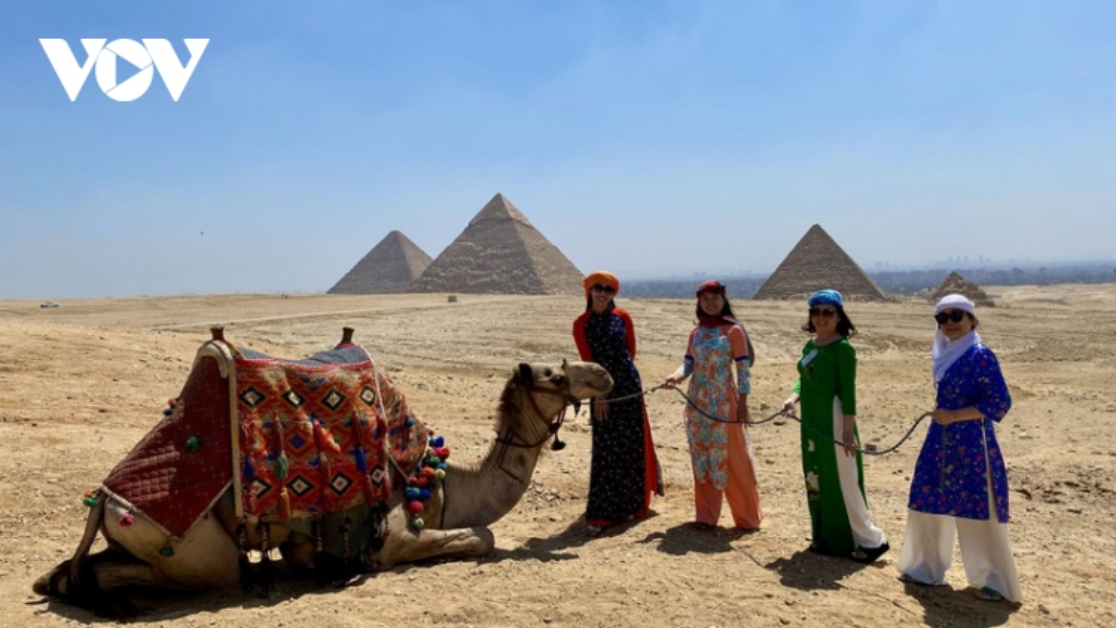 Khách du lịch vào Ai Cập phải có giấy chứng nhận âm tính với Covid-19