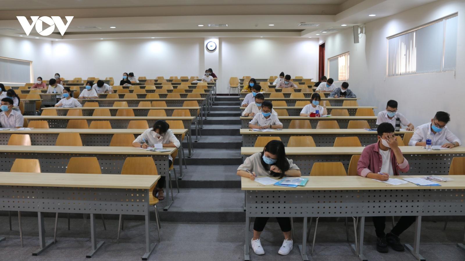 Hơn 31.000 thí sinh bỏ thi đánh giá năng lực của ĐHQG TP HCM