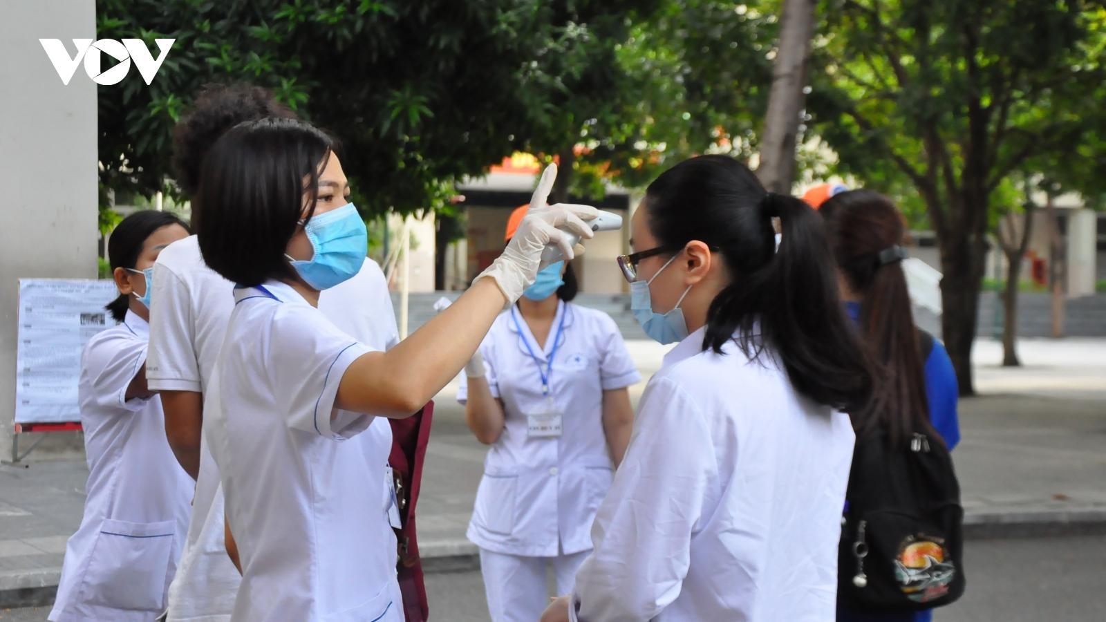 Đà Nẵng, Quảng Nam, Đắk Lắk sẽ tổ chức thi tốt nghiệp THPT ngày 3-4/9