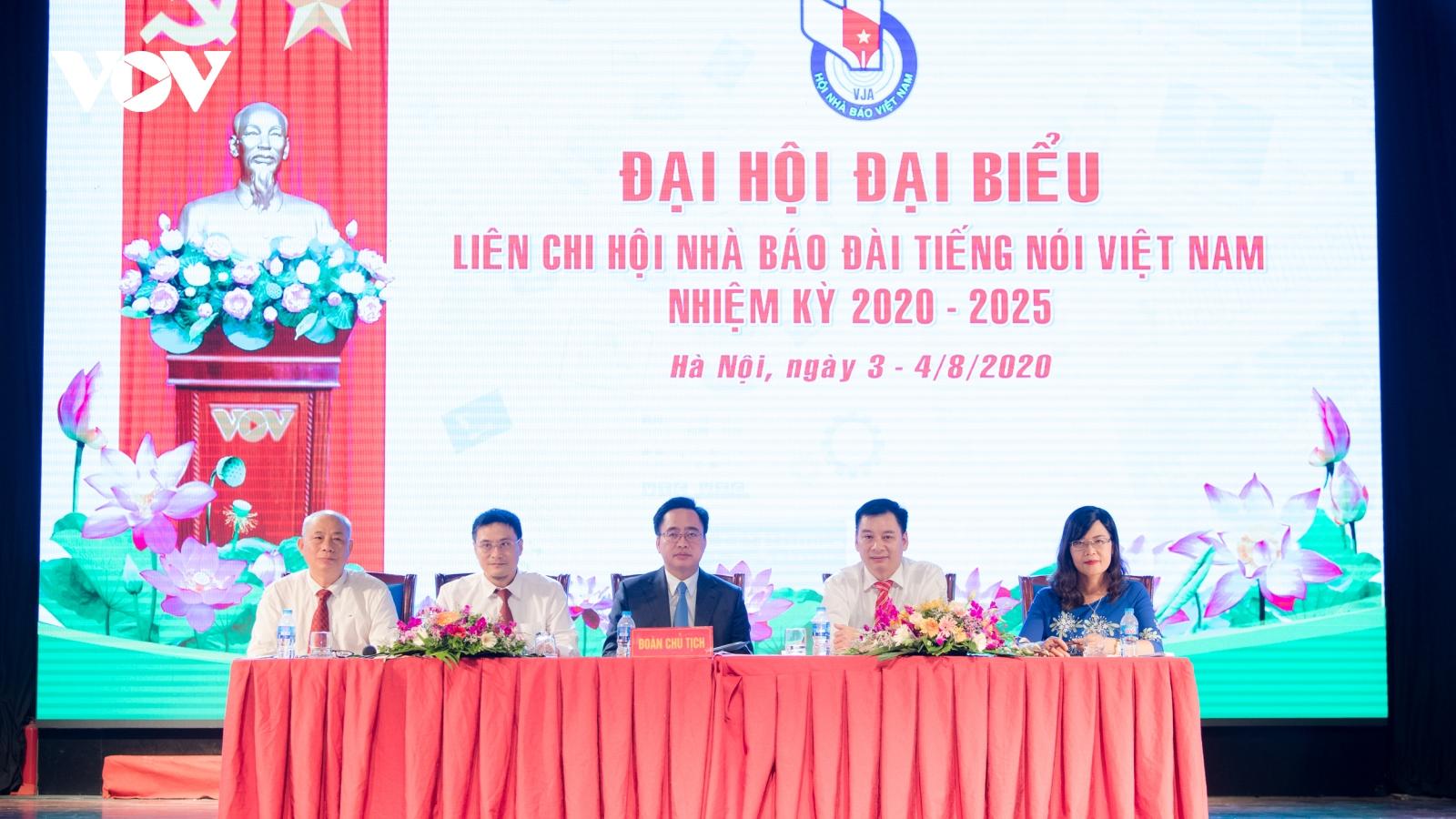 """Đài TNVN giữ vững vai trò """"kết nối triệu con tim người Việt Nam"""""""
