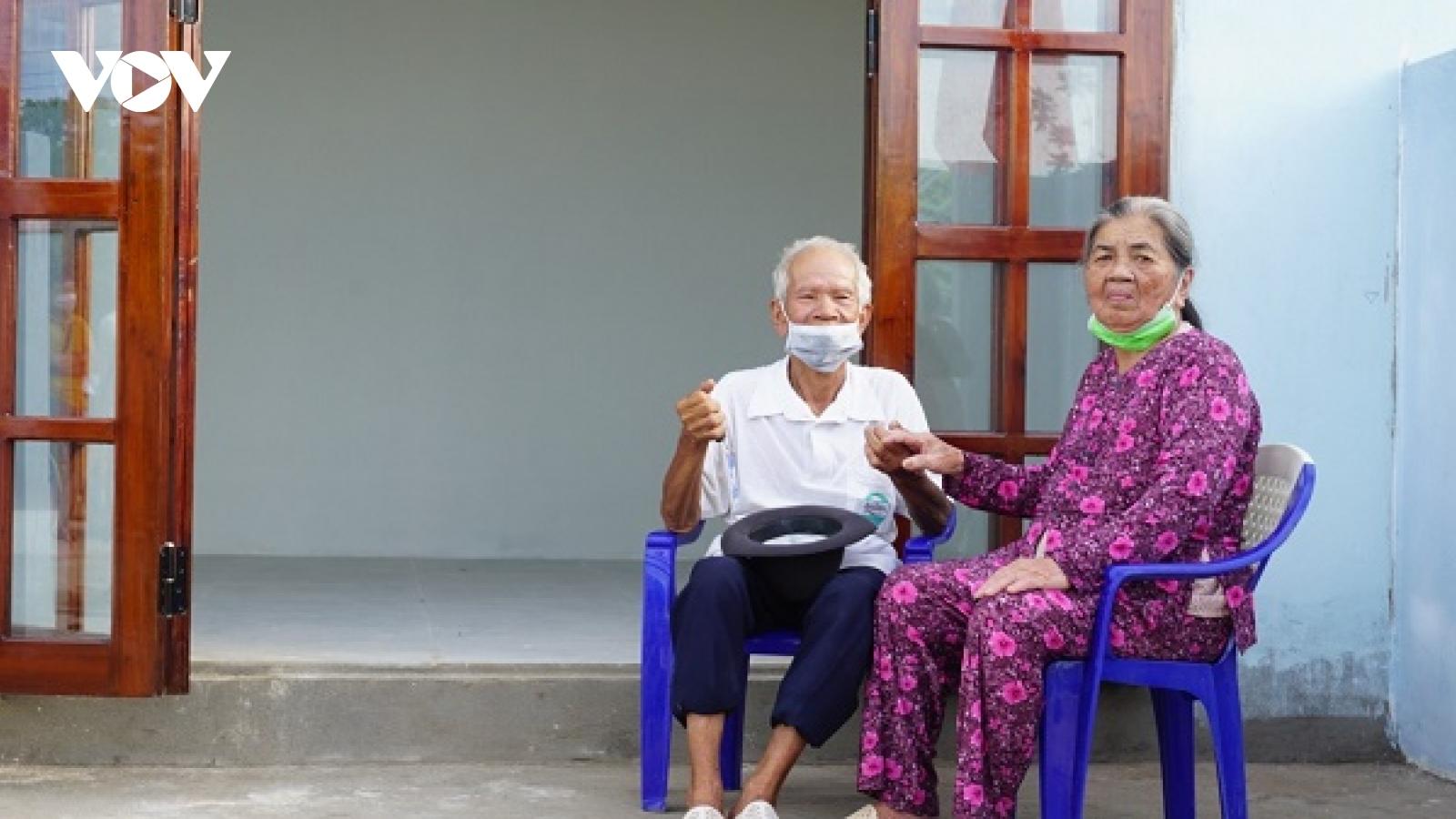 Ngôi nhà mơ ước của dân nghèo Thượng Thành-Huế thành hiện thực
