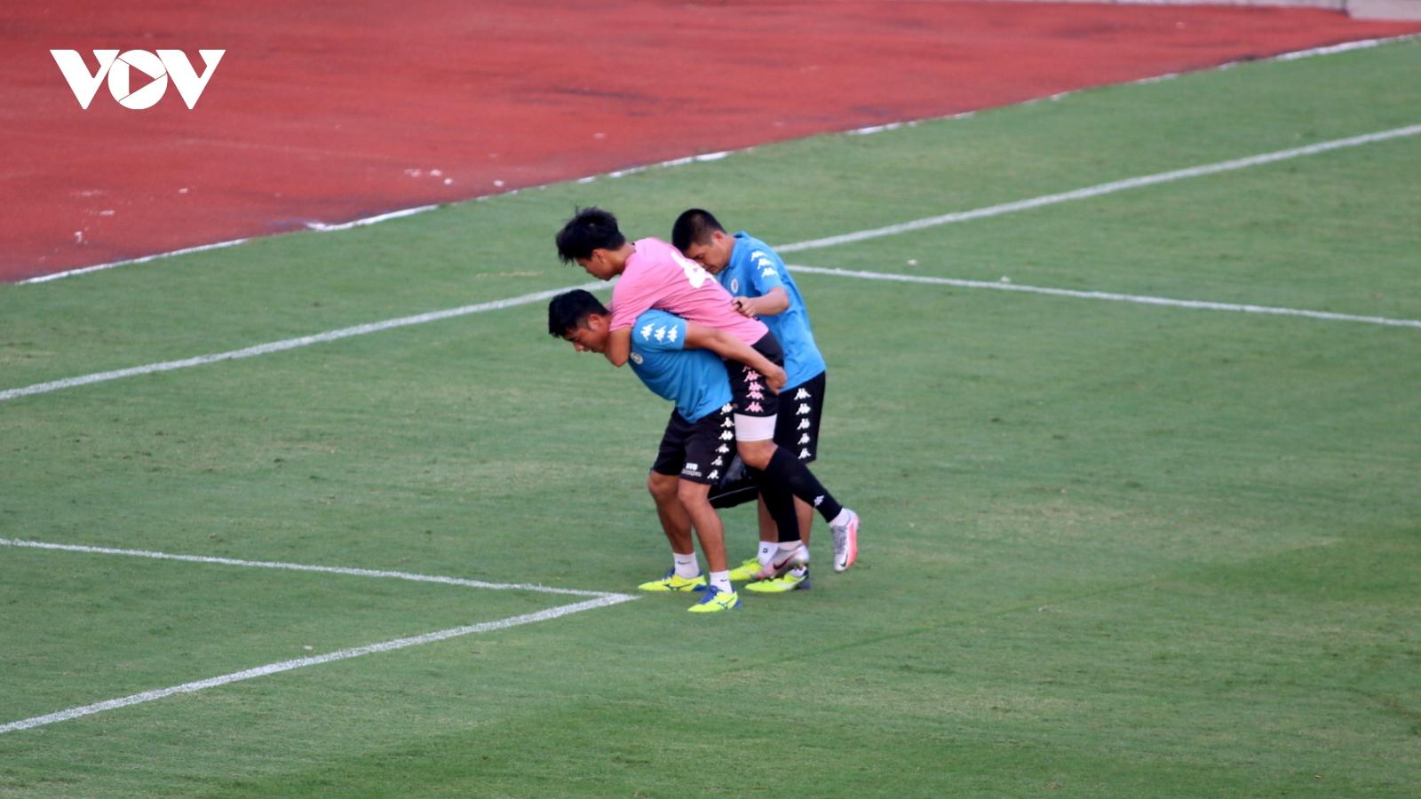 Hà Nội FC tổn thất lực lượng sau trận thắng Viettel