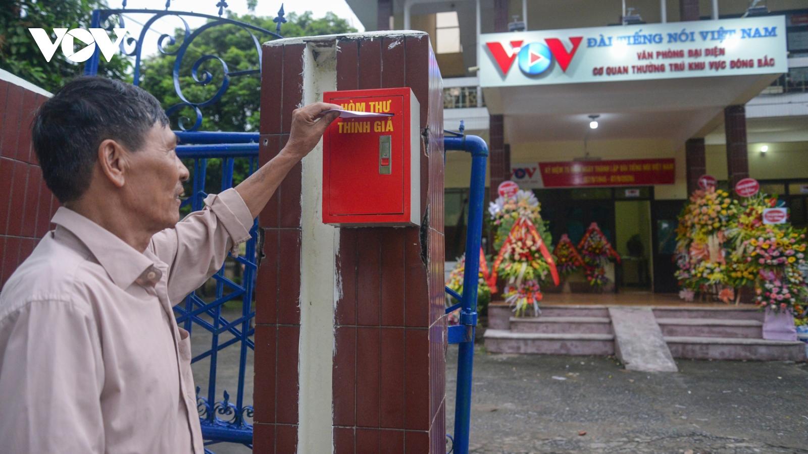 VOV Đông Bắc khai trương văn phòng đại diện tại TP biên giới Móng Cái, tỉnh Quảng Ninh