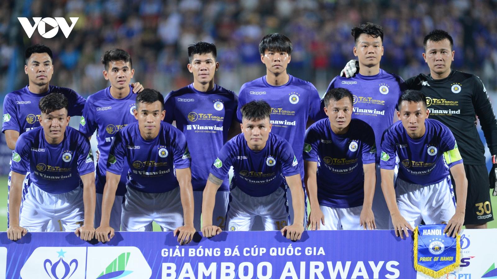 Hành trình vô địch Cúp Quốc gia 2020 của CLB Hà Nội