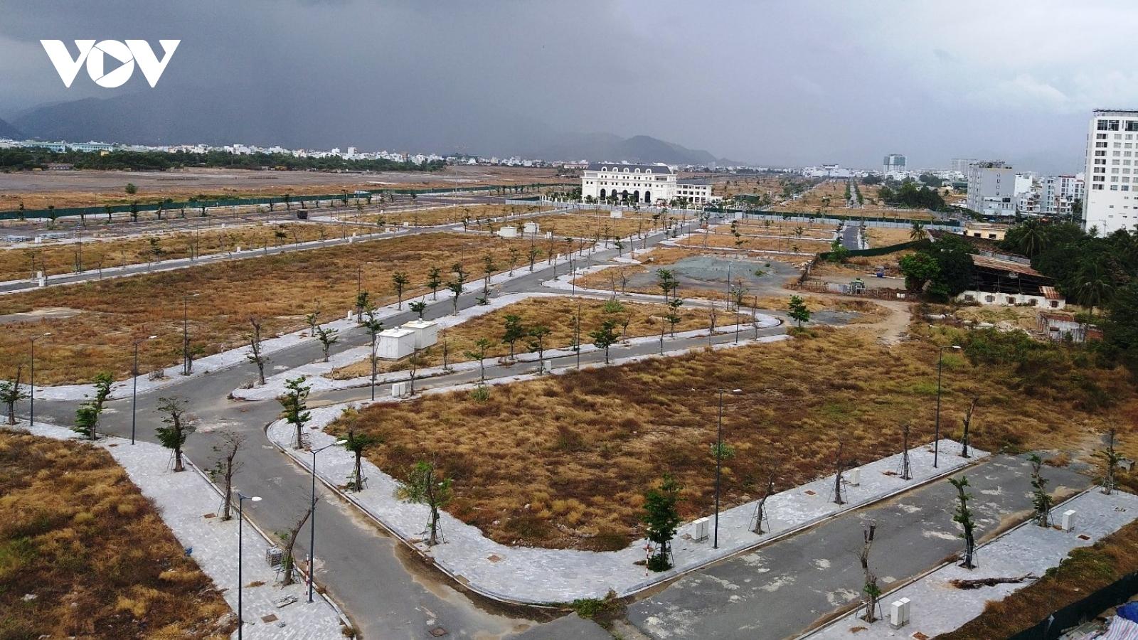 Thanh tra dự án BT đổi đất sân bay Nha Trang cũ