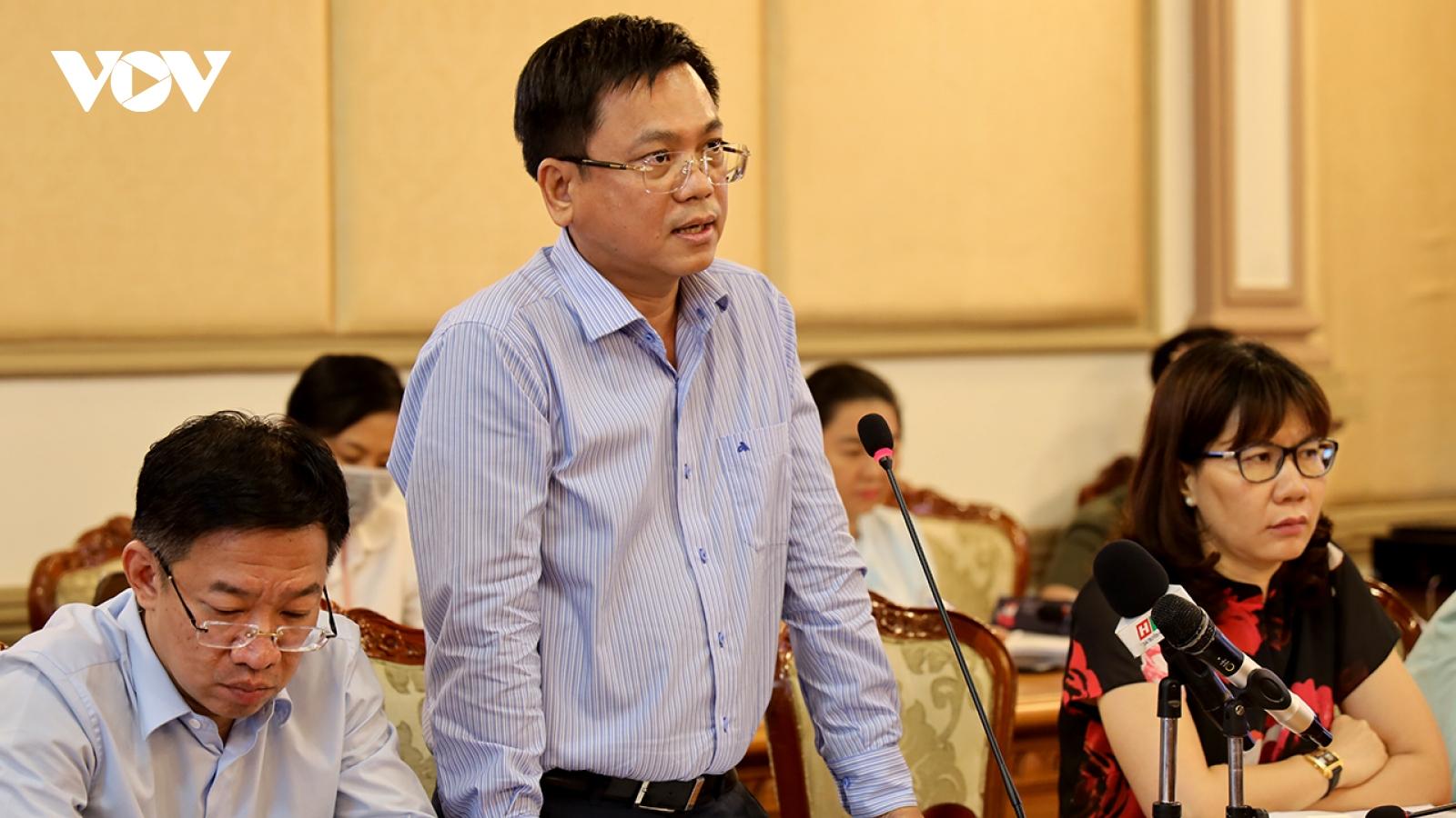 TPHCM sẽ buộc khôi phục tình trạng sử dụng đất vi phạm tại nhà hàng Bình Xuyên