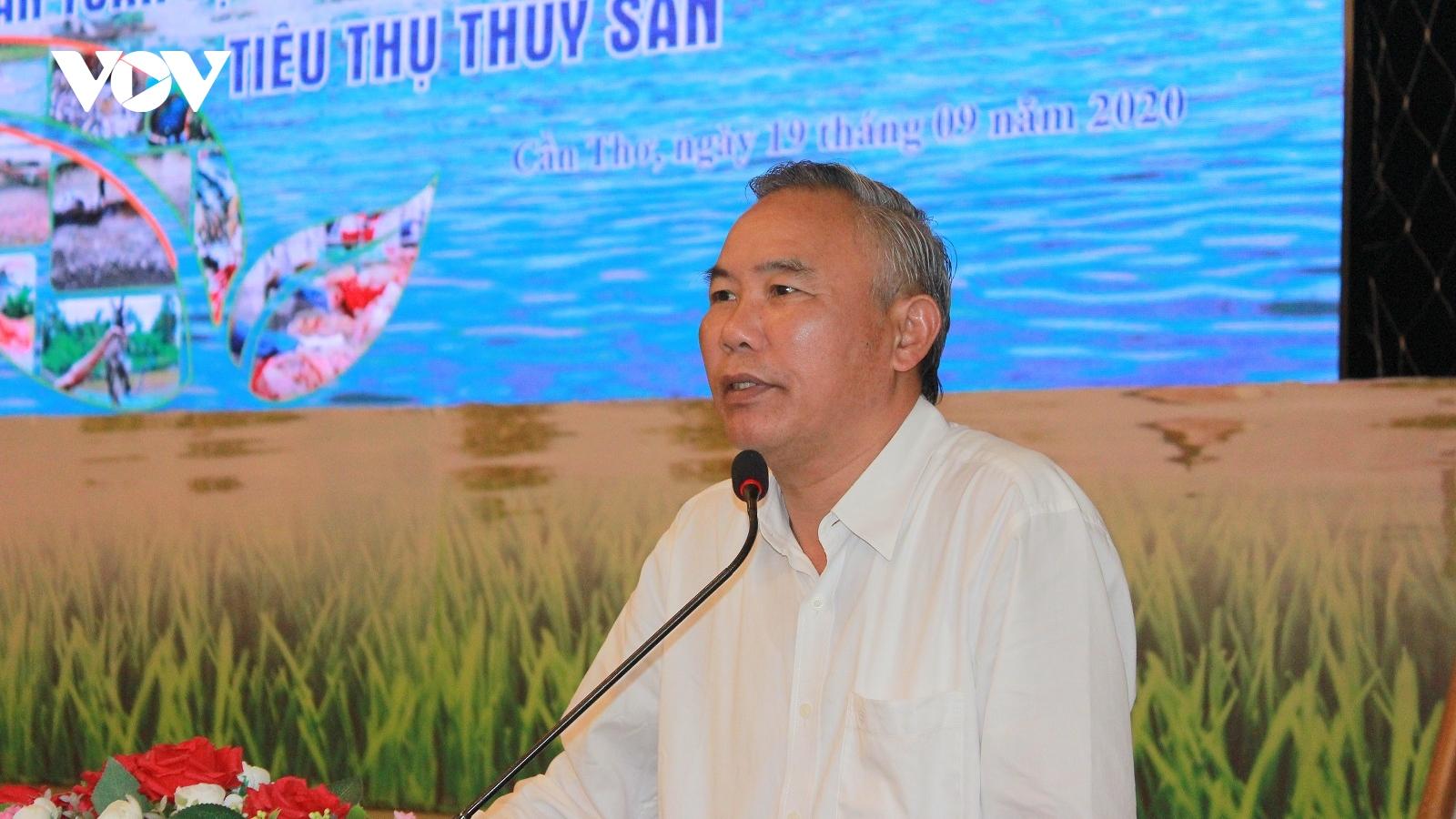 Xuất khẩu thủy sản của Việt Nam phấn đấu đạt 8,9 tỷ USD