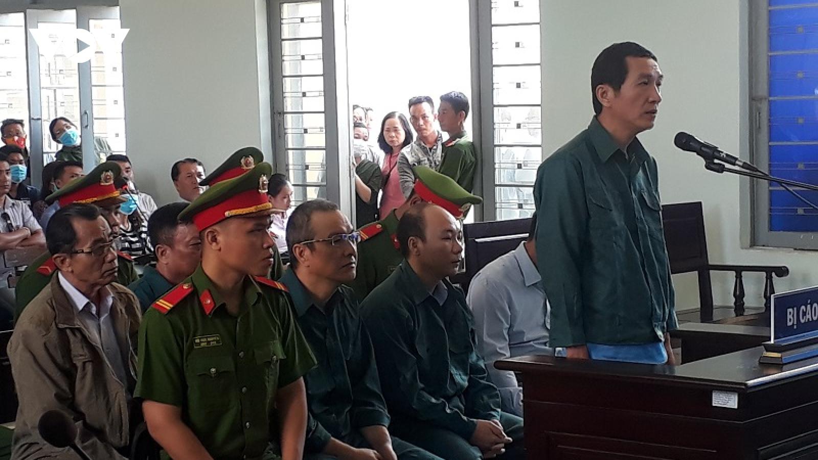 Kháng nghị tăng hình phạt với cựu Chủ tịch và Phó Chủ tịch UBND TP Phan Thiết